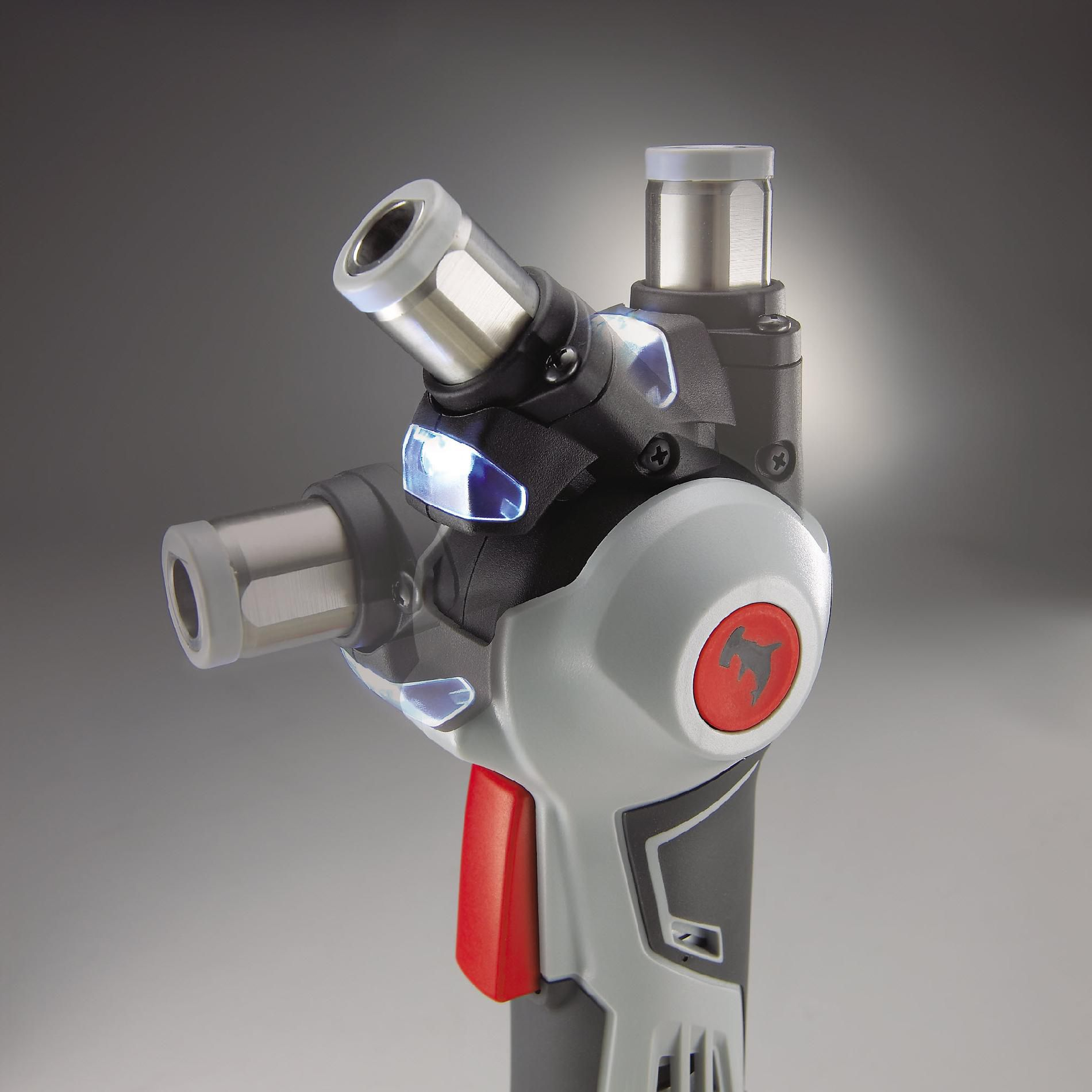 Craftsman NEXTEC 12.0 Volt  Hammerhead Auto Hammer with Rotating Head