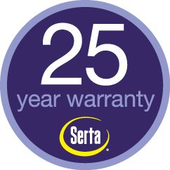 Serta CLOSEOUT WHILE SUPPLIES LAST - INSIGHT Queen Extra Long Mattress Only