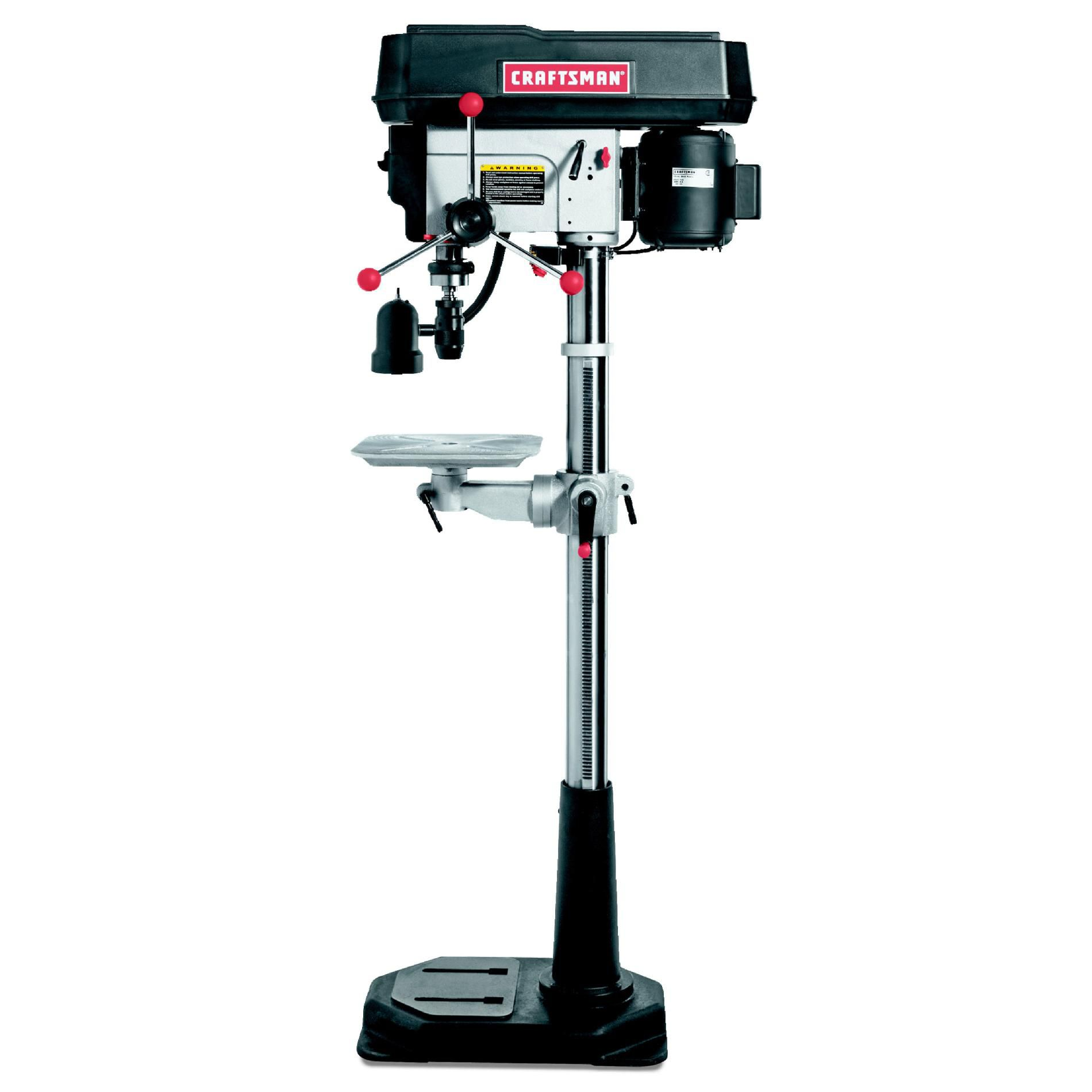 "Craftsman 1/2 hp 15"" Drill Press (22900)"