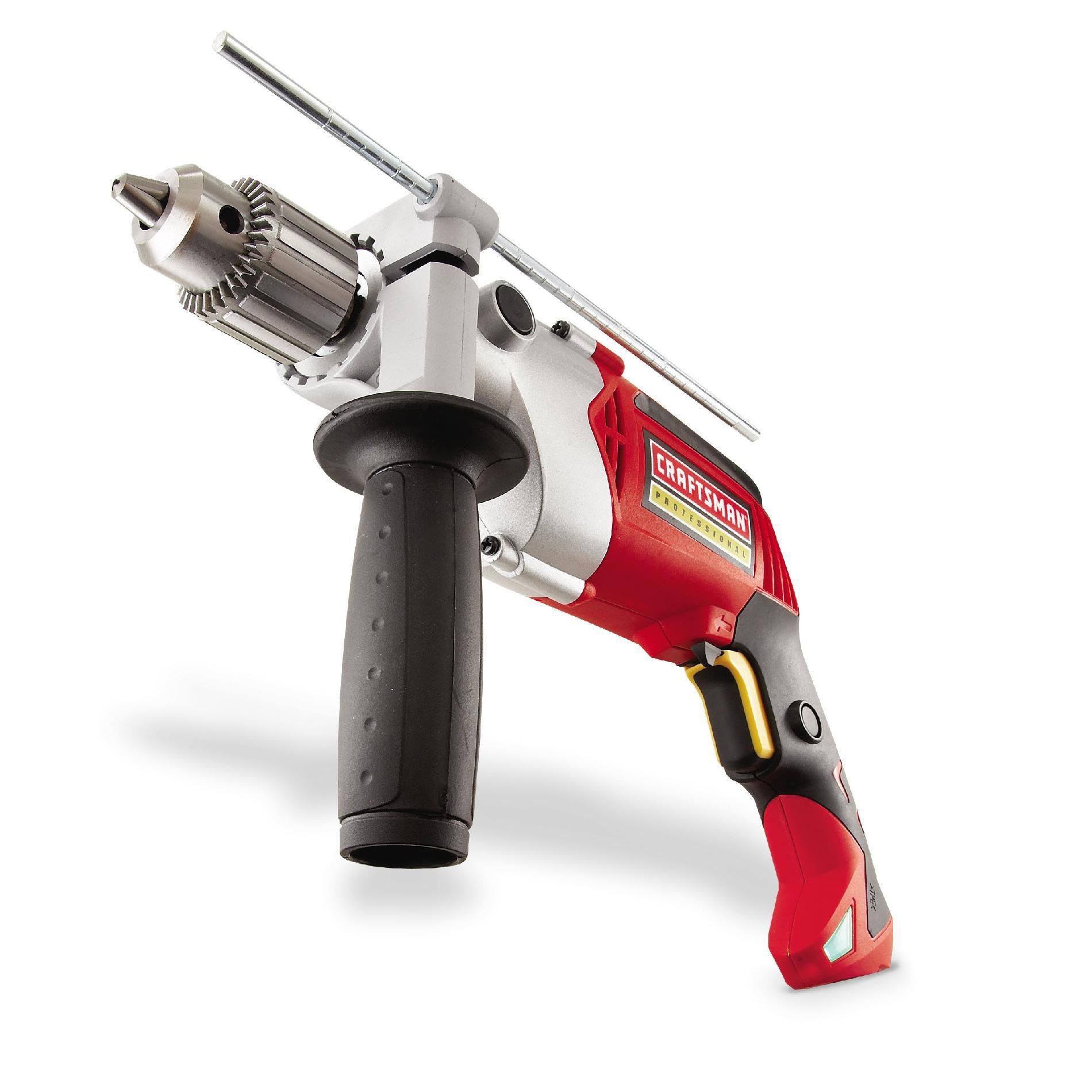 "Craftsman Professional 28129 8.0 amp Corded 1/2"" Hammer Drill"