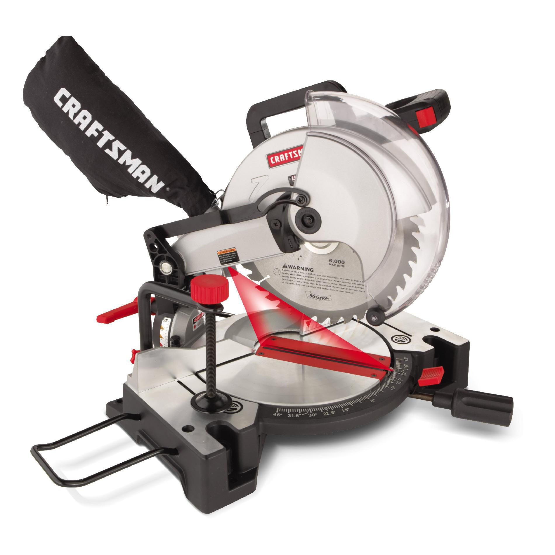 "Craftsman 10"" Compound Miter Saw (21236)"