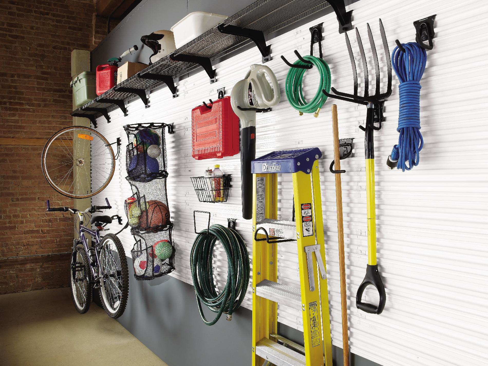 Craftsman VersaTrack Trackwall (Hook Sold Separately)