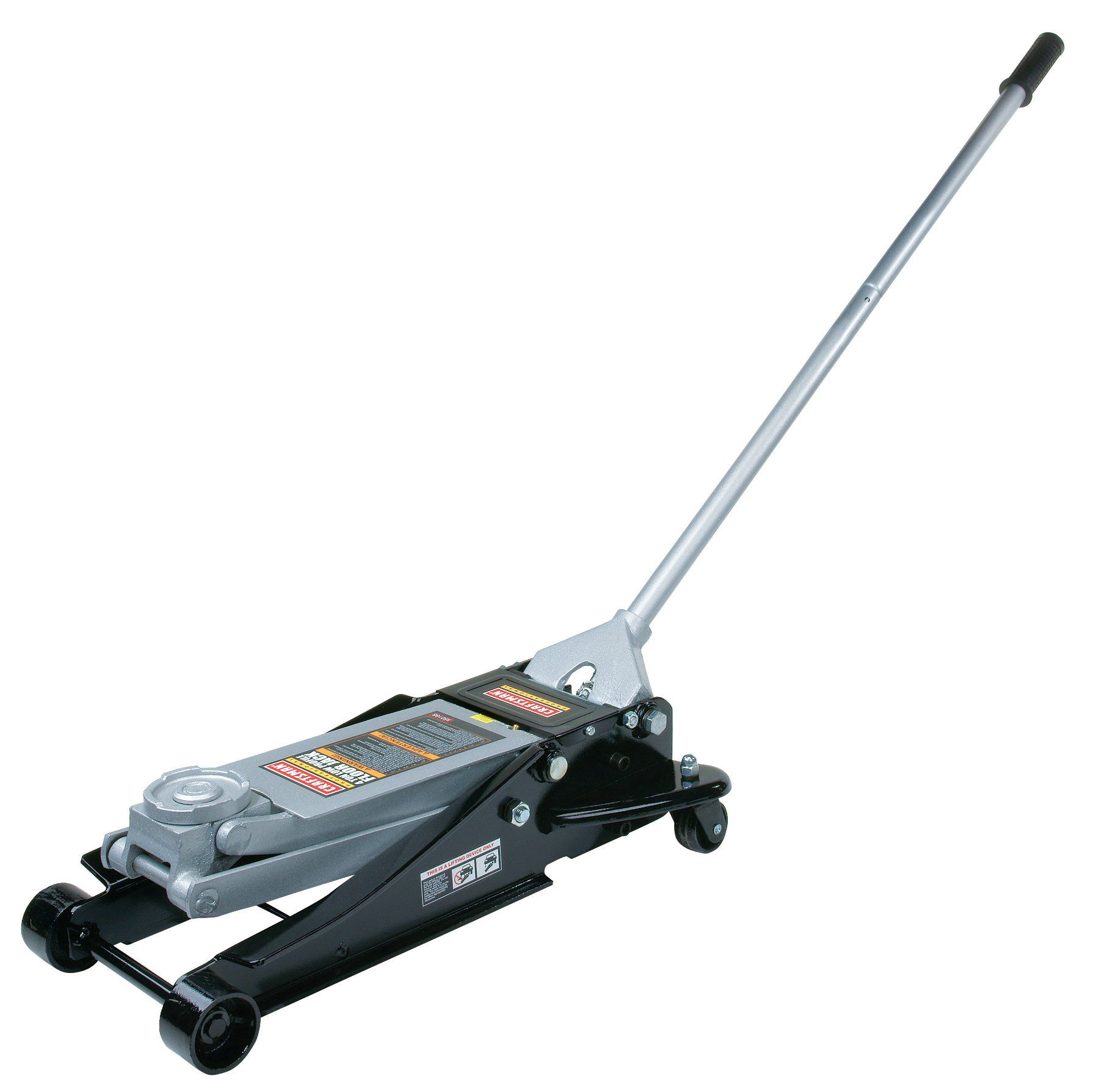 Craftsman 4 Ton Low Profile/High Lift Service Jack