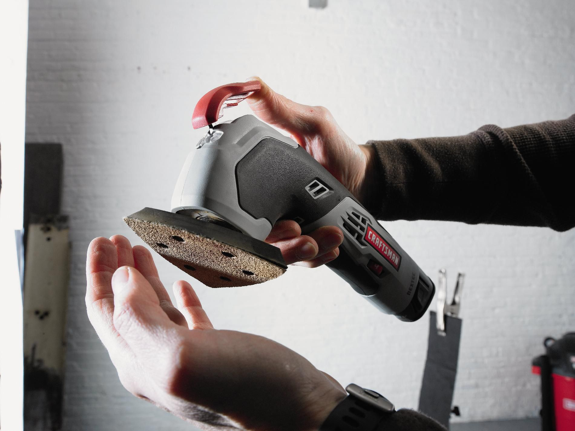 Craftsman NEXTEC 12V Multi-Tool with Quick Release