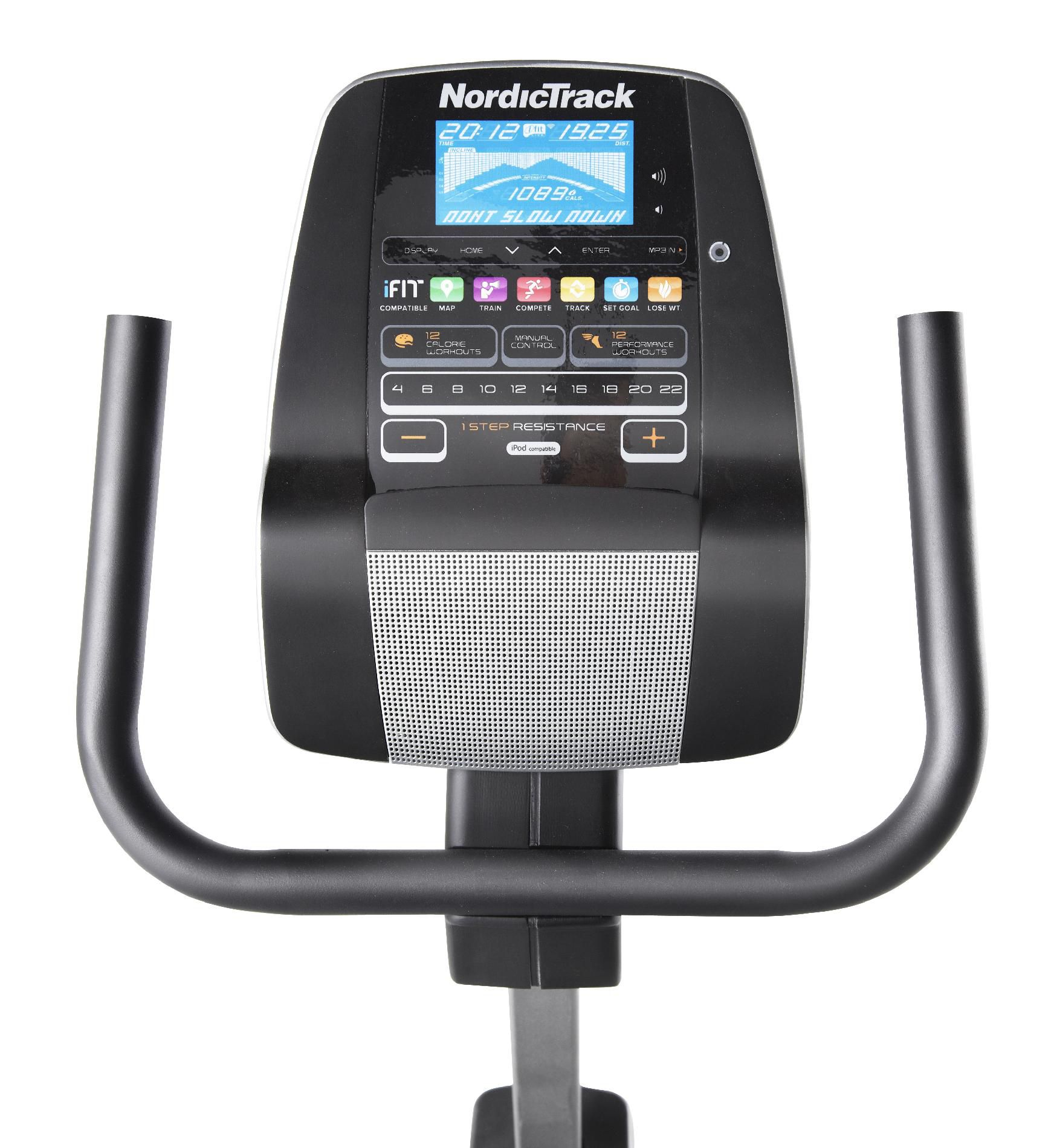 NordicTrack GX 4.5 Exercise Cycle