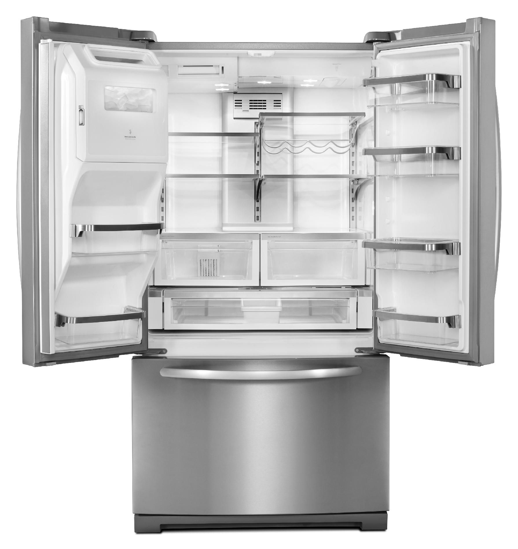 KitchenAid 29 cu. ft. French Door Architect® Series II - Monochromatic Stainless