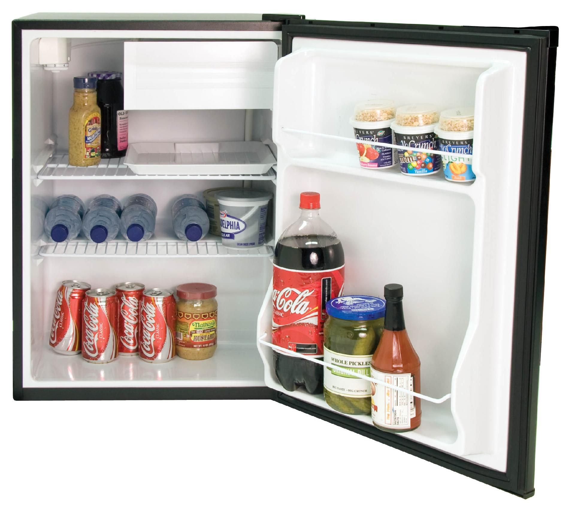 Haier 2.7cf Estar Black Fridge