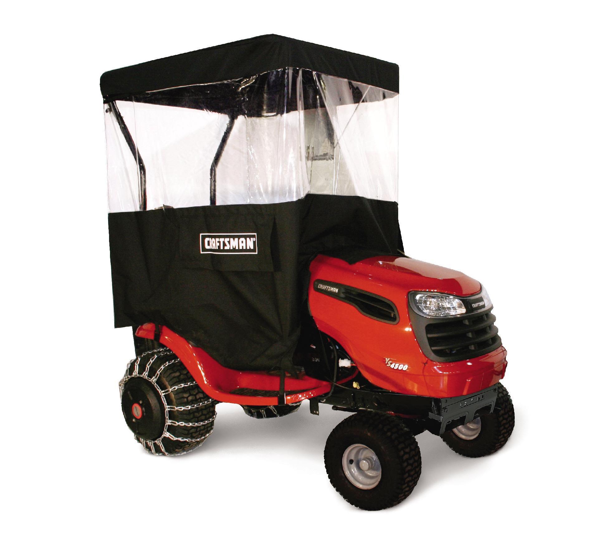Craftsman Tractor Cab