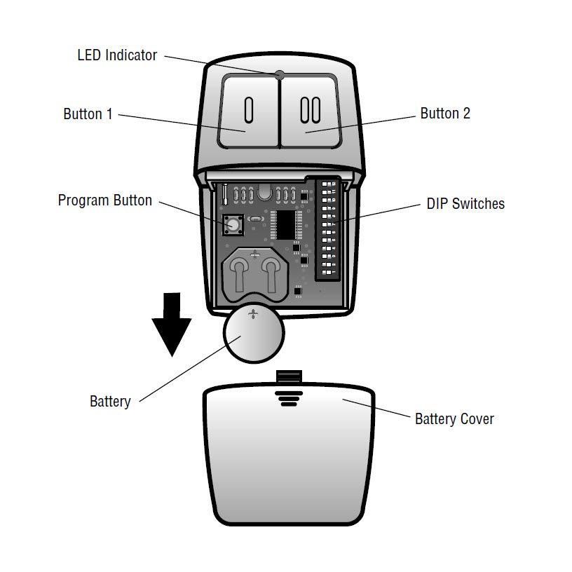 Clicker Universal Remote Control