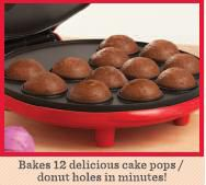 Bella Cake Pops Pastry Maker