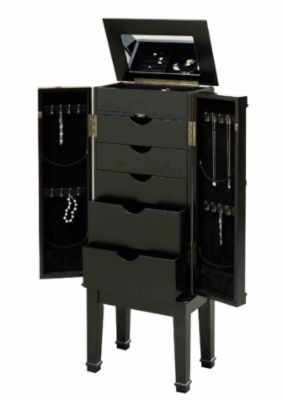 Cabby Jewelry Armoire