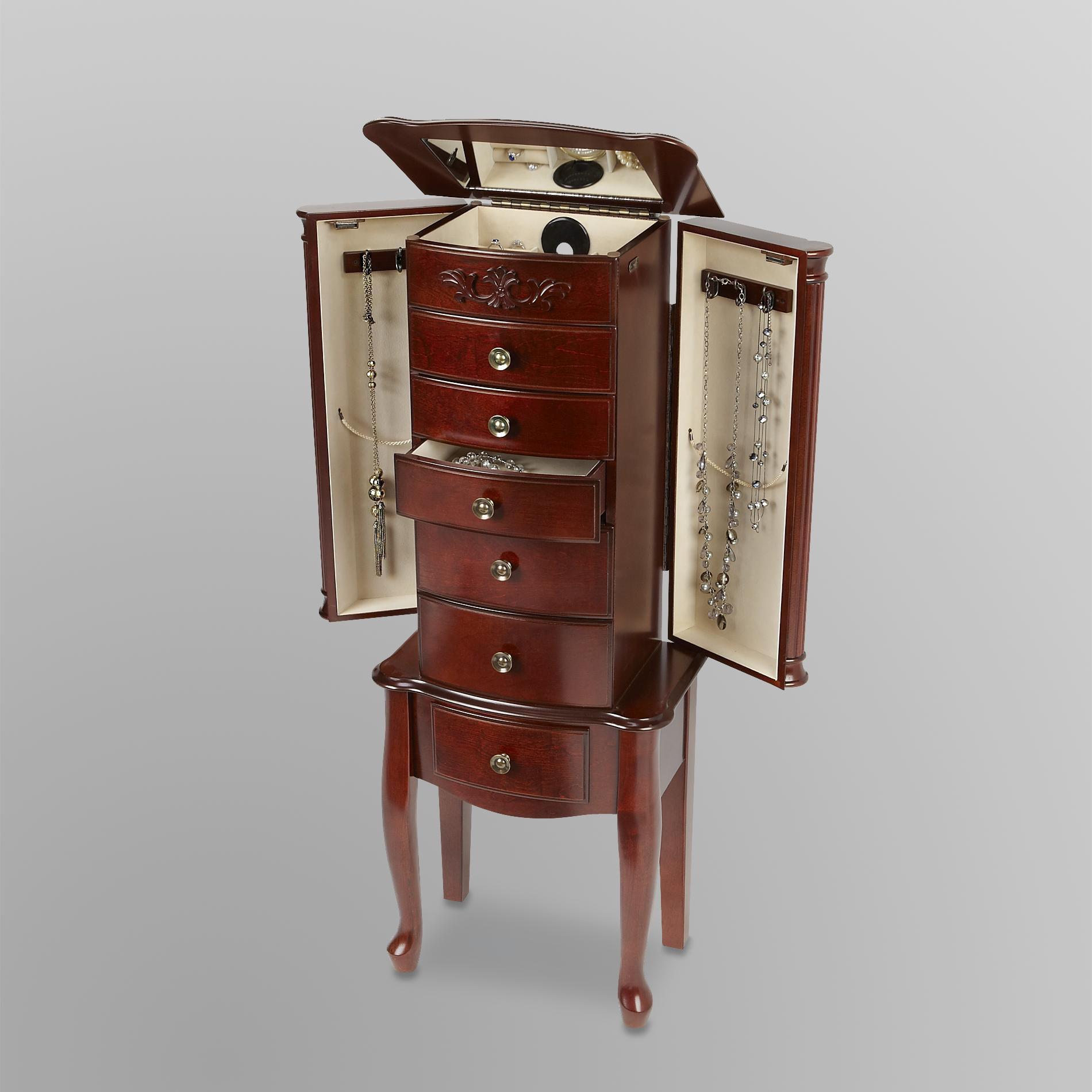 Morgan Jewelry Armoire