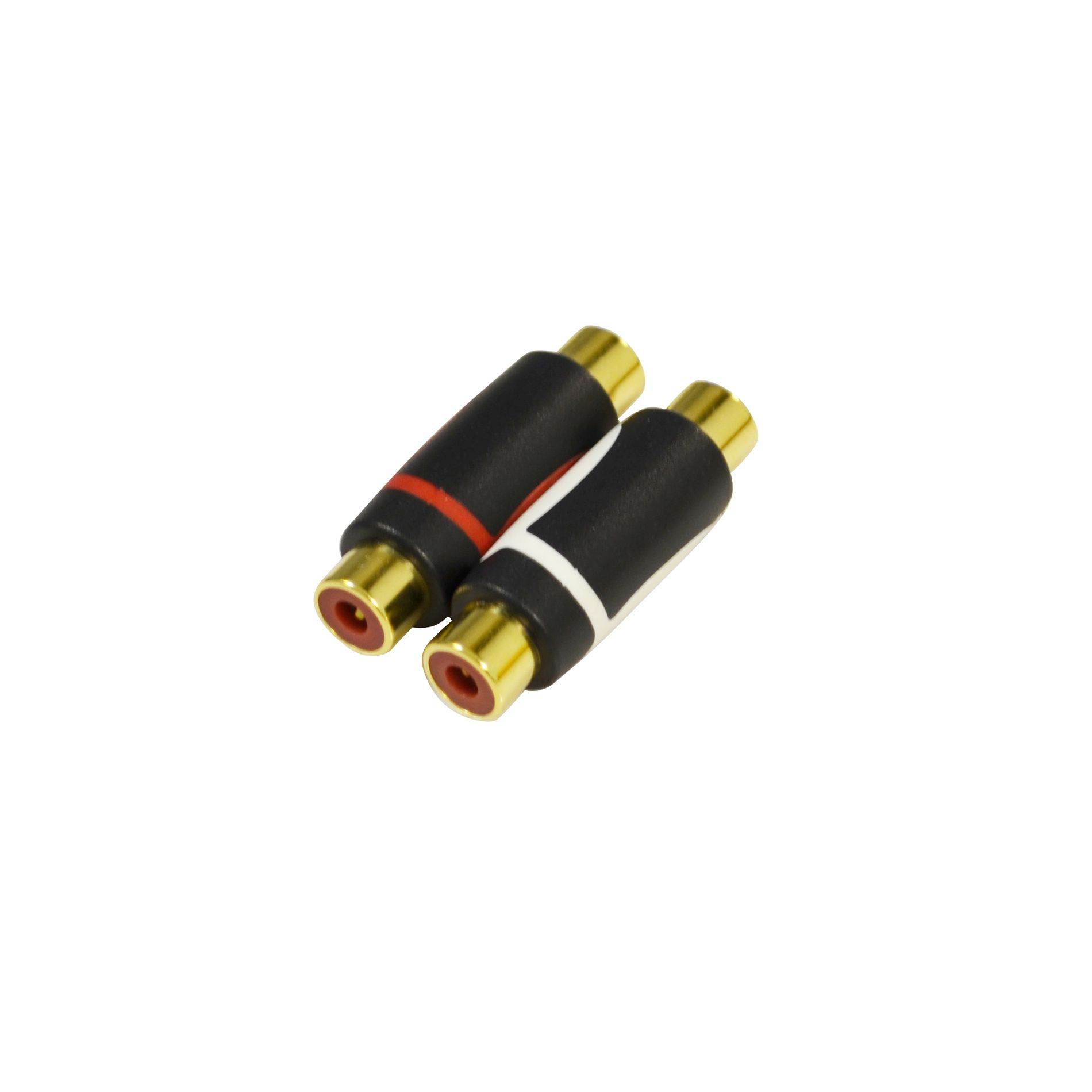 Alphaline™ 2-Pack RCA Plug Couplers
