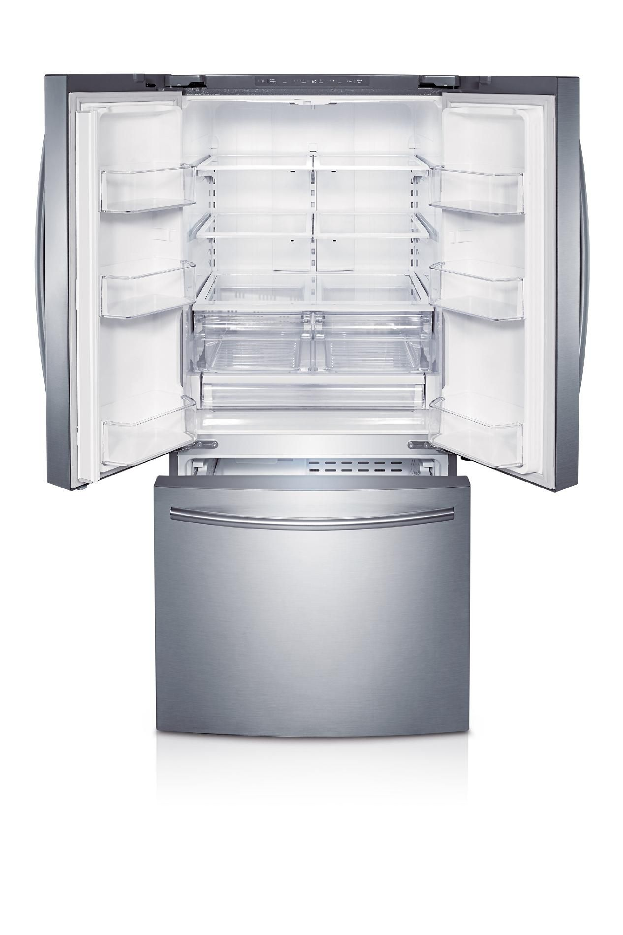 Samsung 22 cu. ft. French Door Refrigerator - Stainless