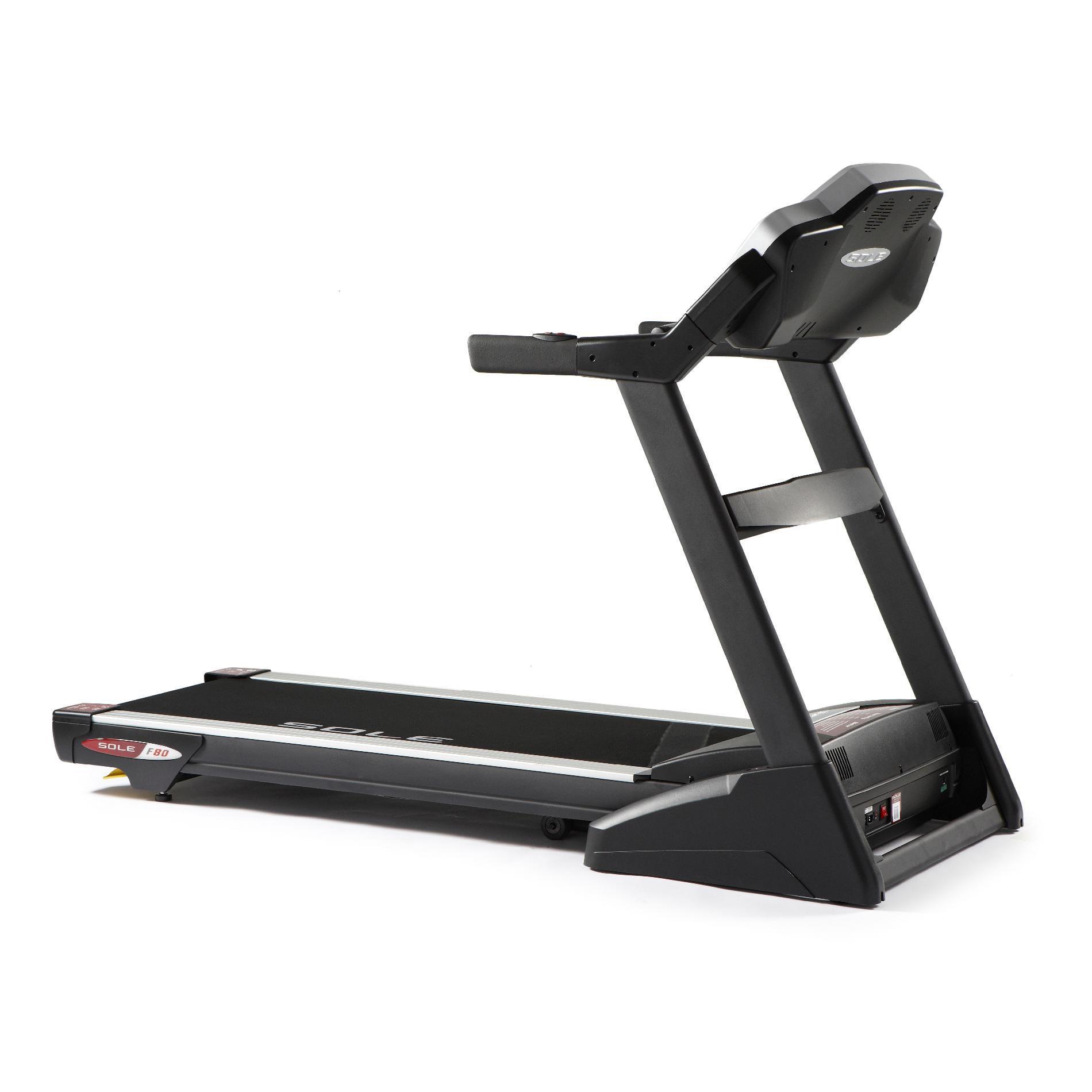 Sole F80 Treadmill- 2011 Model