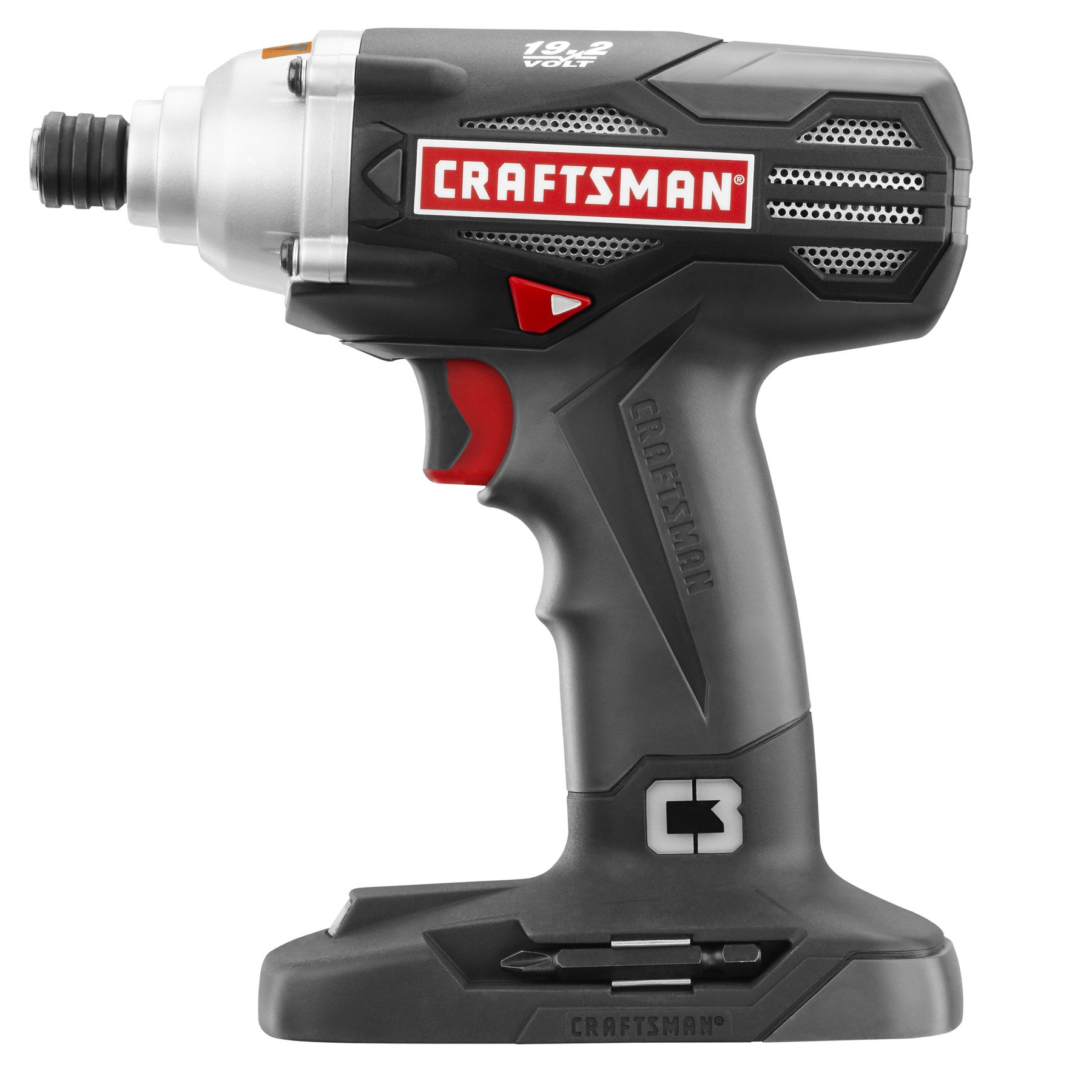 Craftsman C3 19.2-Volt Impact Driver (Battery is not included)