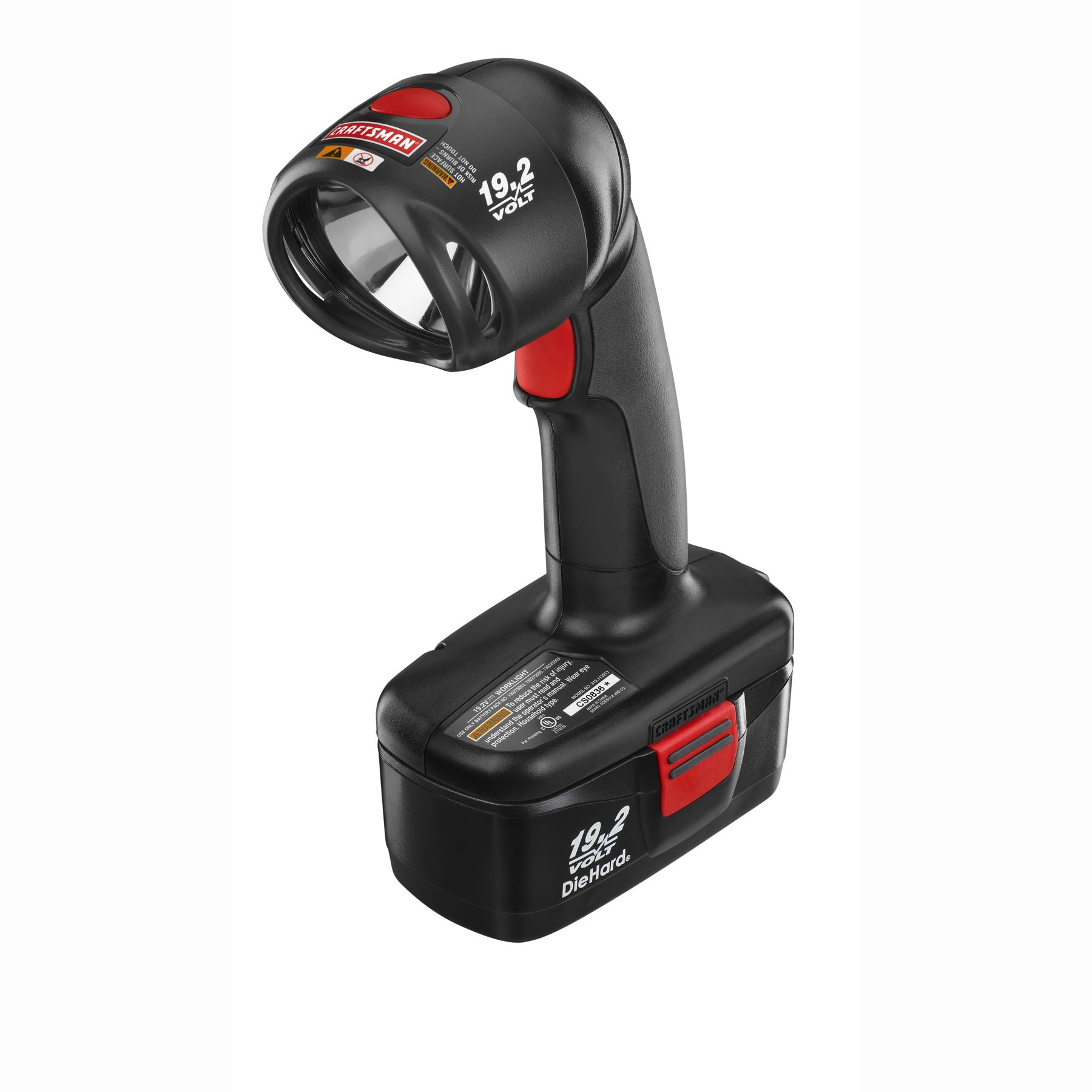 "Craftsman C3 19.2-Volt 1/2"" Drill/Driver and Work light 17560"
