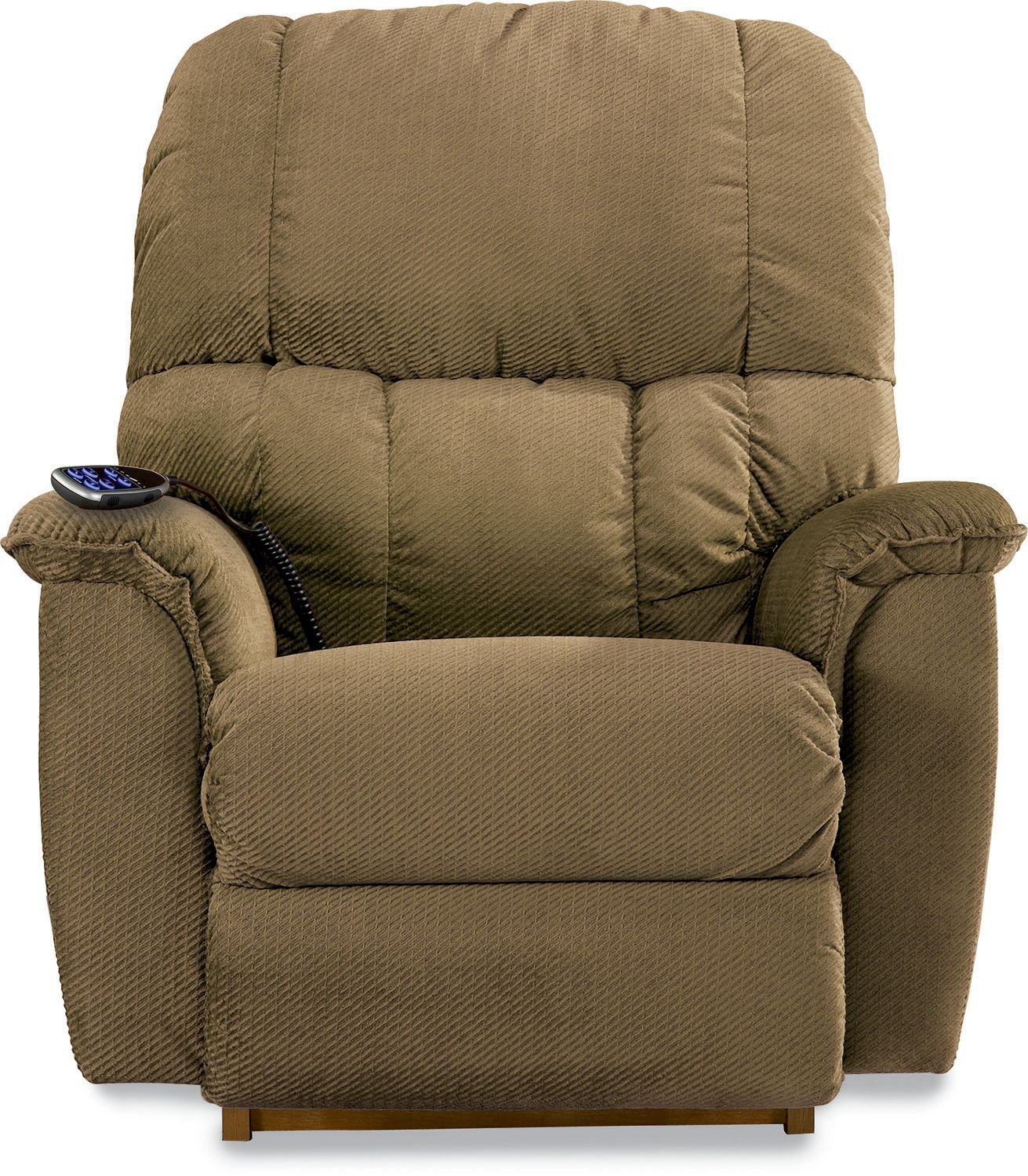 La-Z-Boy Power Imperial Recliner- Walnut