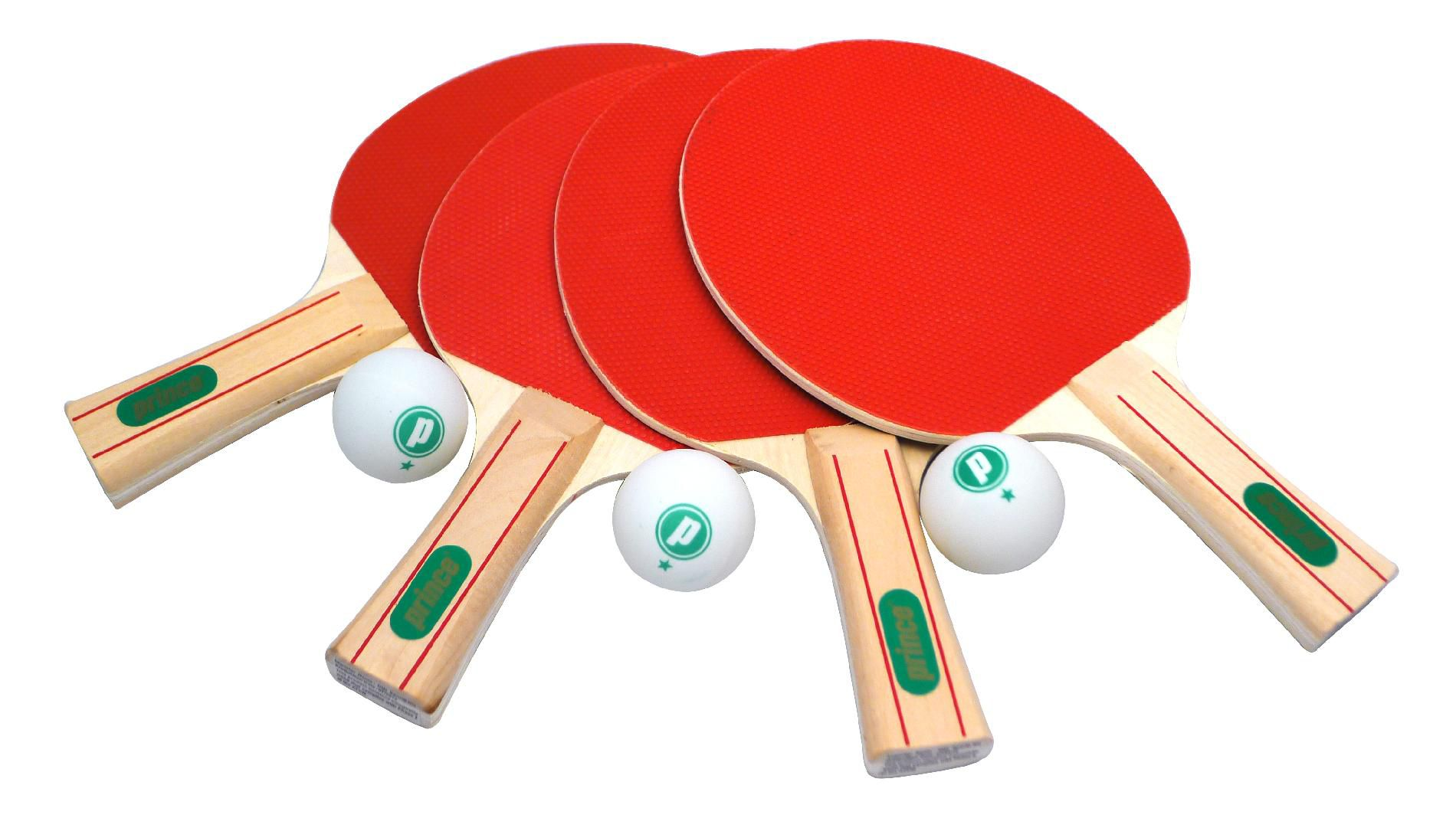 Prince Table Tennis Set - 4 Player