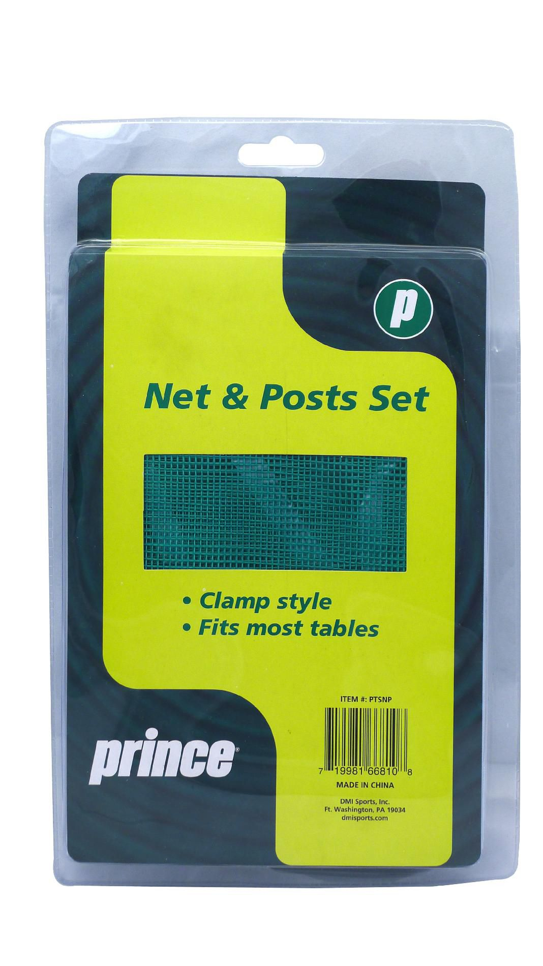Prince Table Tennis Net and Post Set