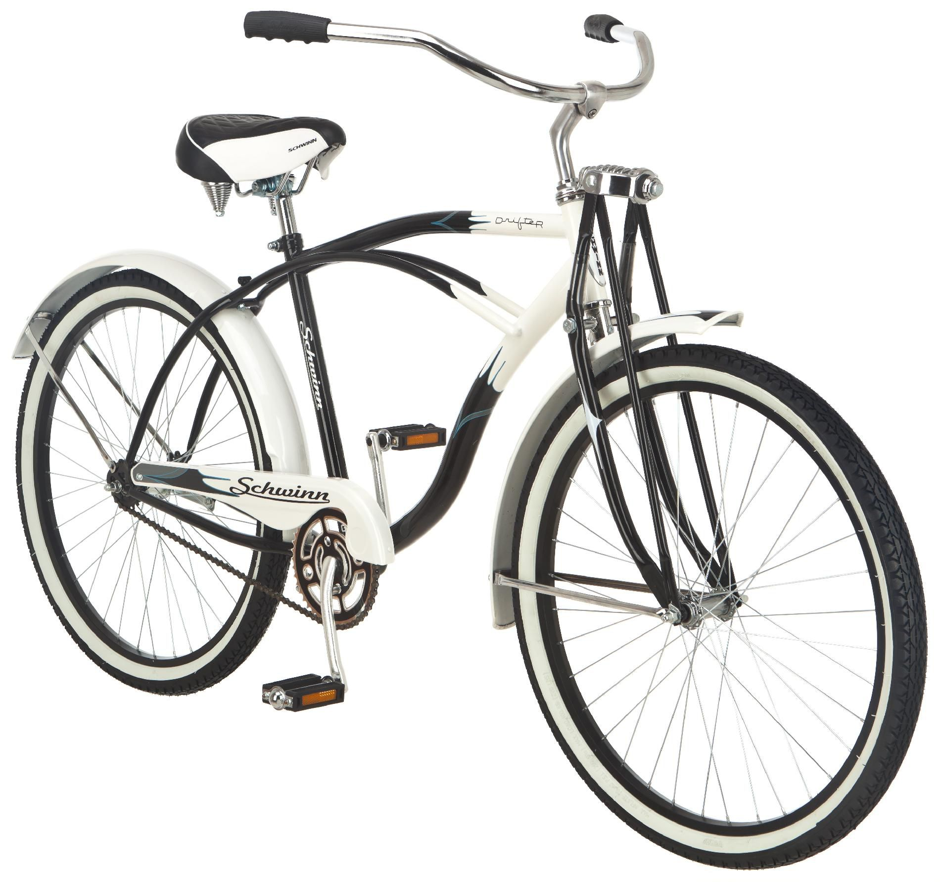 "Schwinn Drifter 26"" Mens Cruiser Bike"