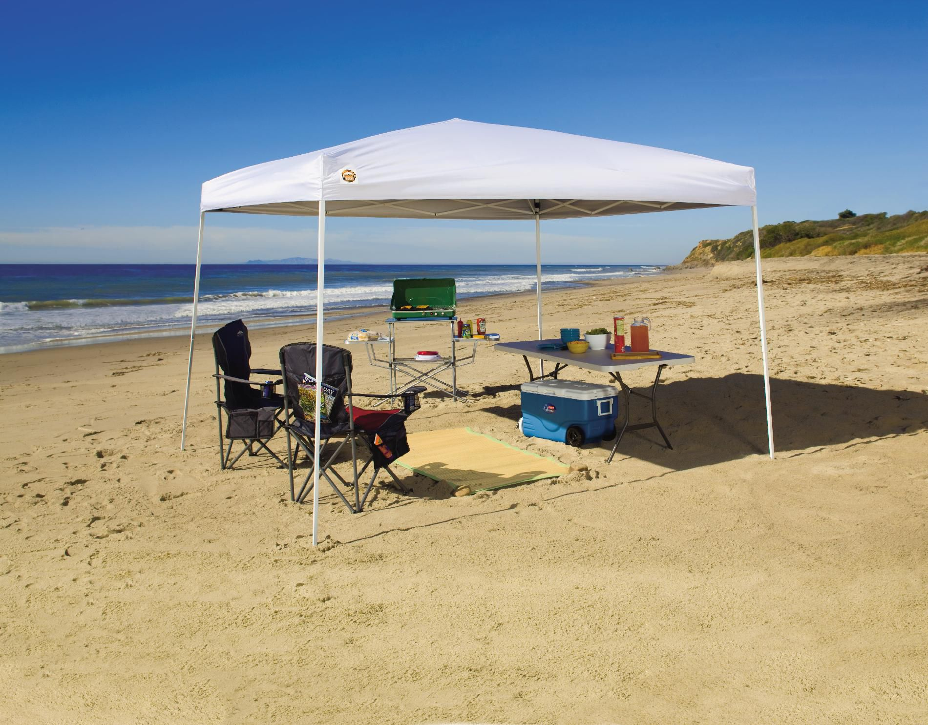 Shade Tech 10'x10' Instant Canopy