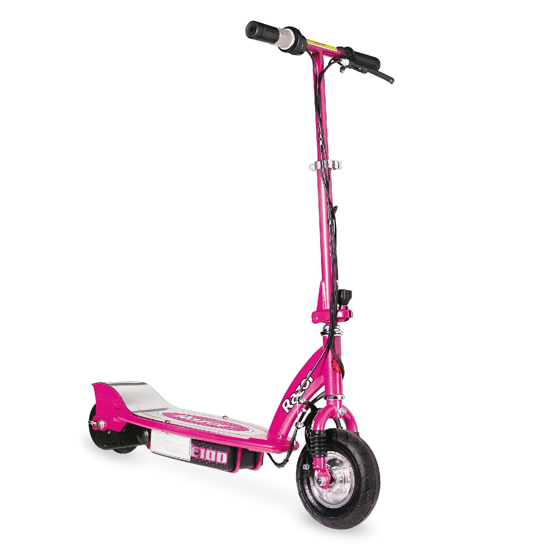 Razor™ E100 Pink Electric Scooter