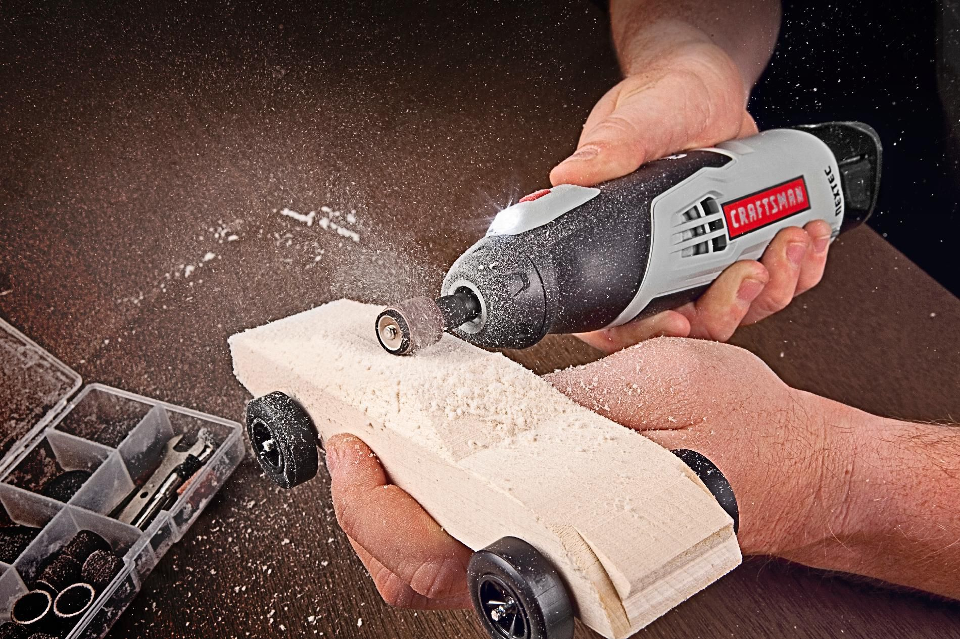 Craftsman Nextec Rotary Tool with LED Work Light