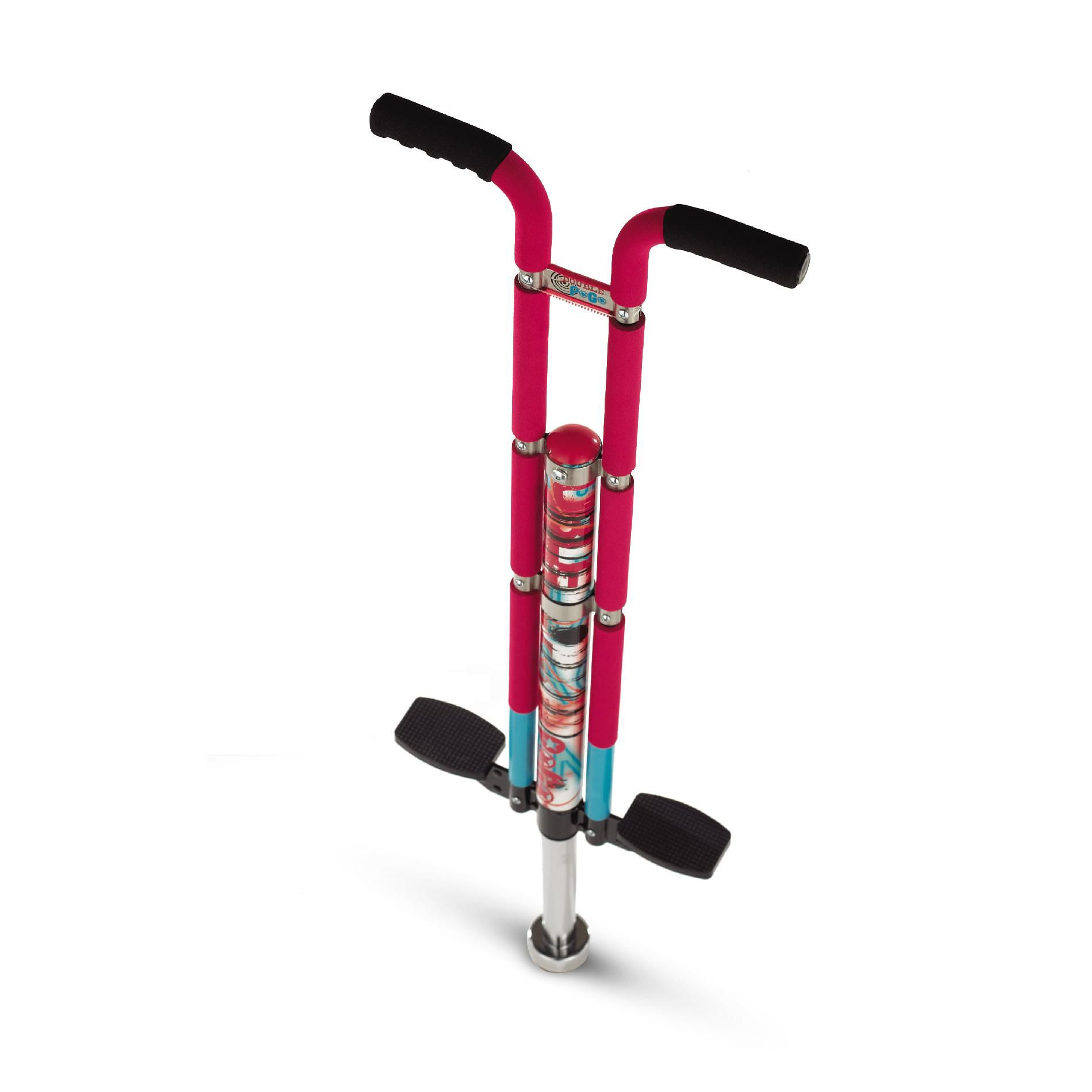 Street Flyers Double Pogo Stick - Red