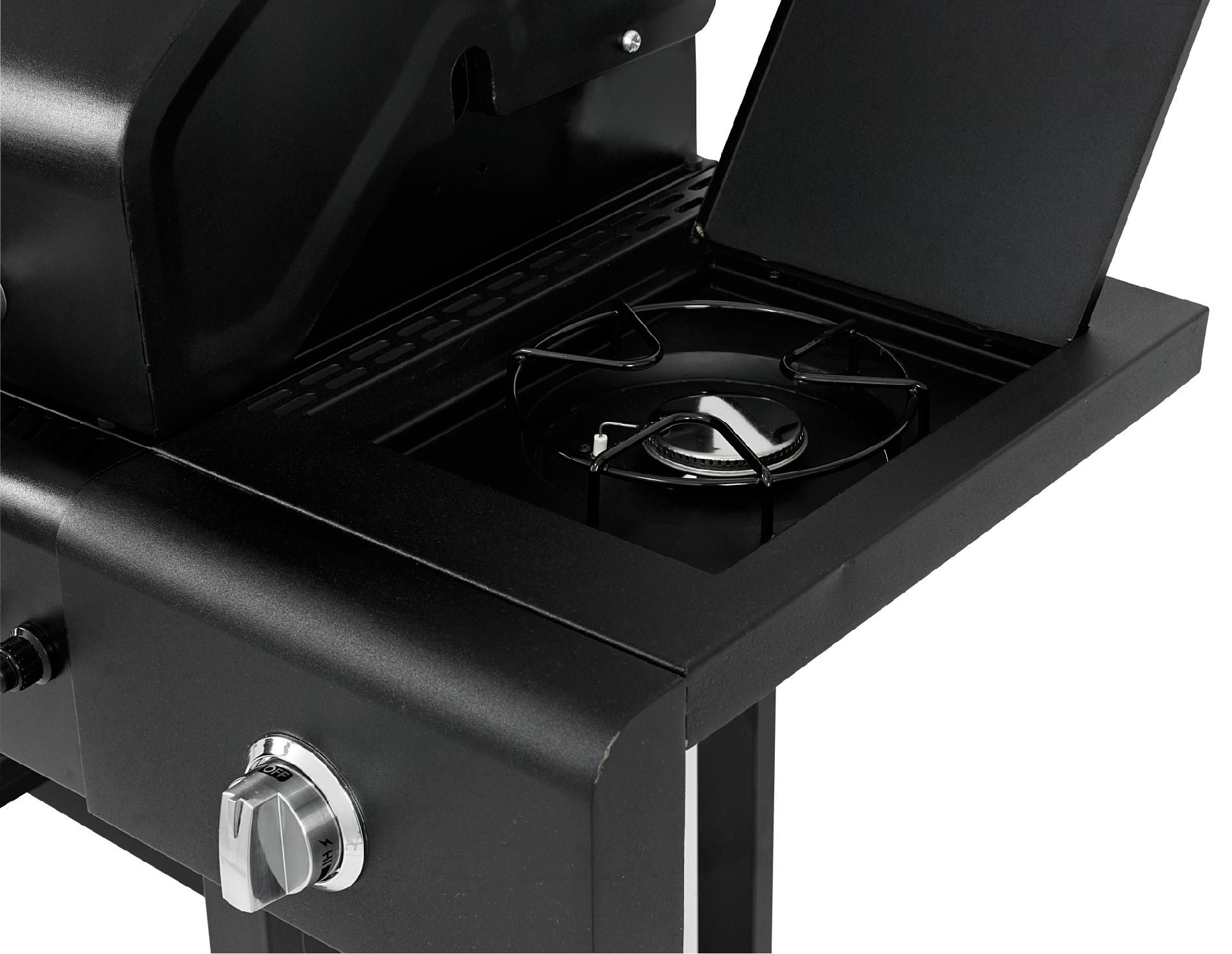 Kenmore 3 Burner Charcoal/Gas Combo Grill *Limited Availability