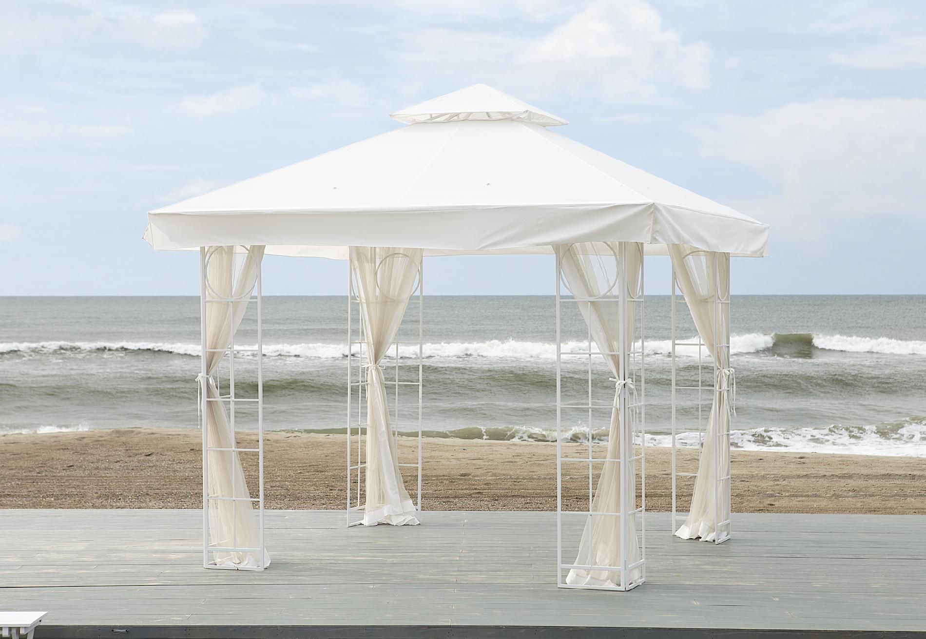 Garden Oasis Replacement Canopy for Coastal Gazebo