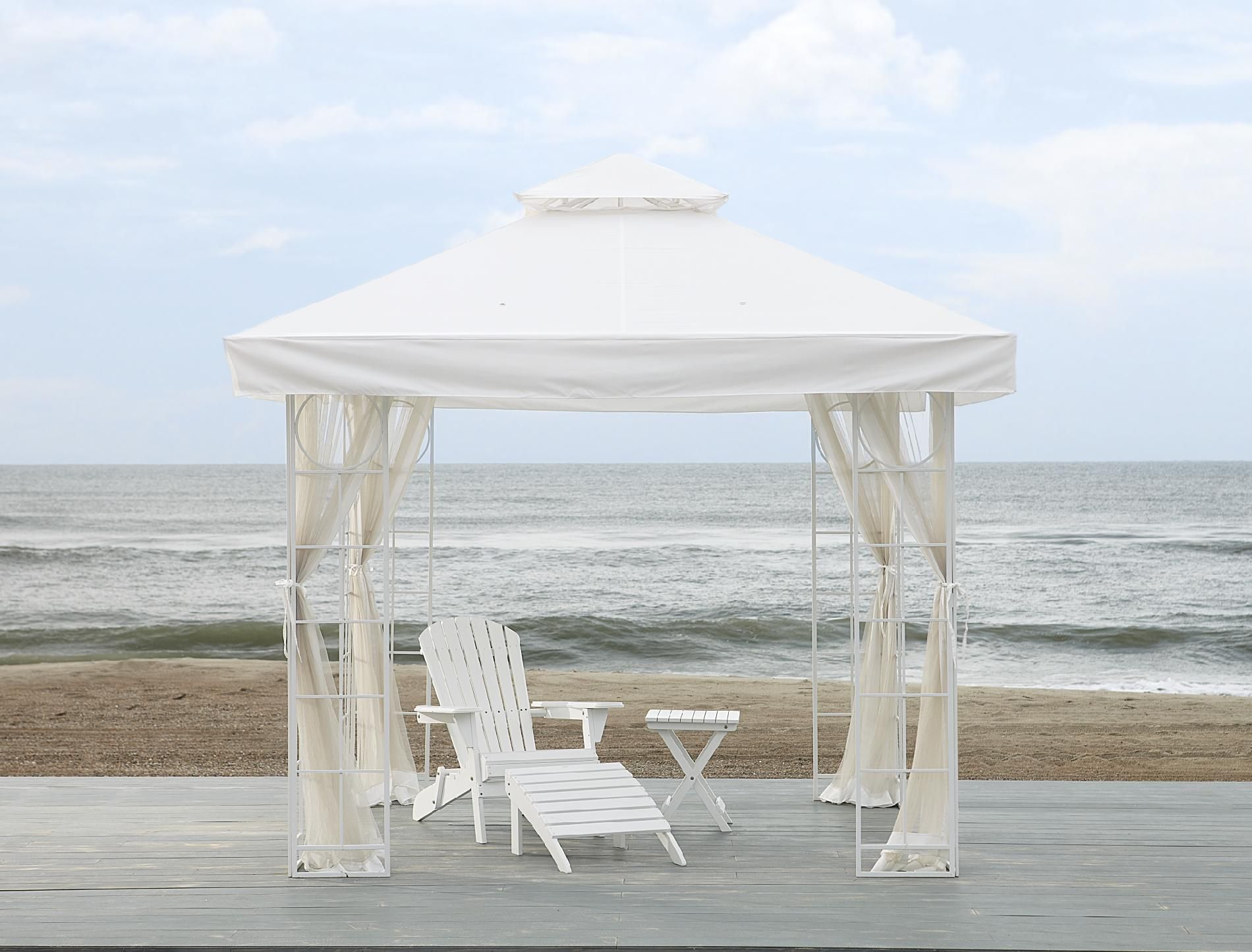 Garden Oasis 9.3' square gazebo with Net* Limited Availability