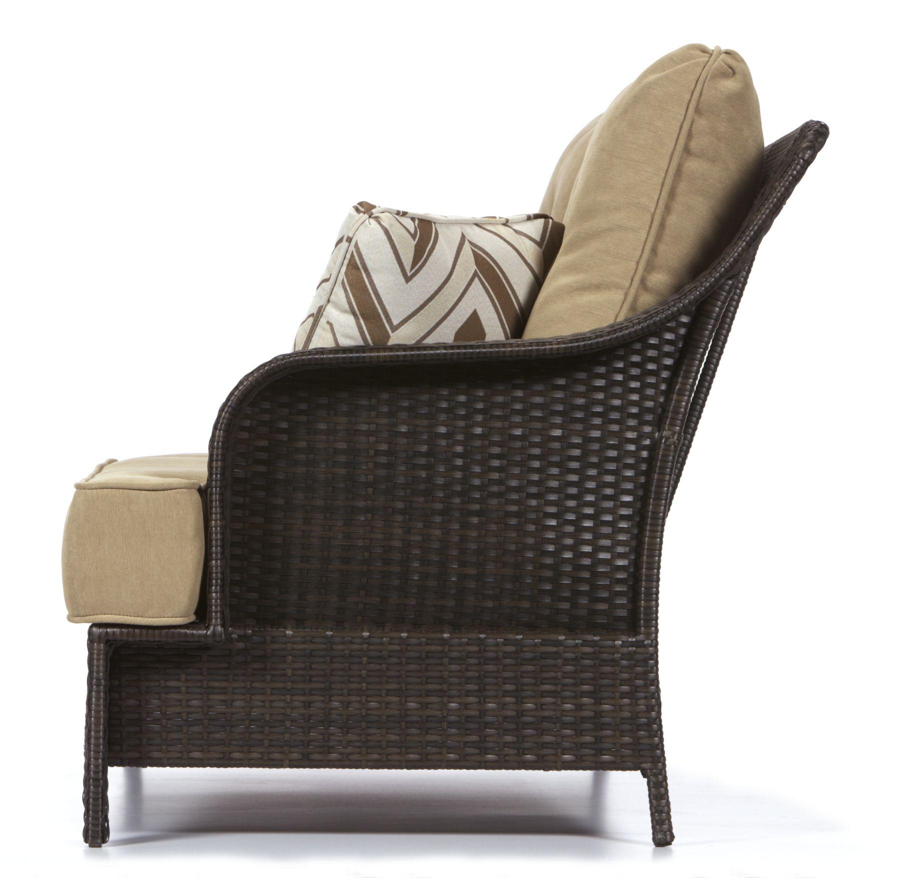 La-Z-Boy Outdoor Benjamin 3 Seat Sofa*