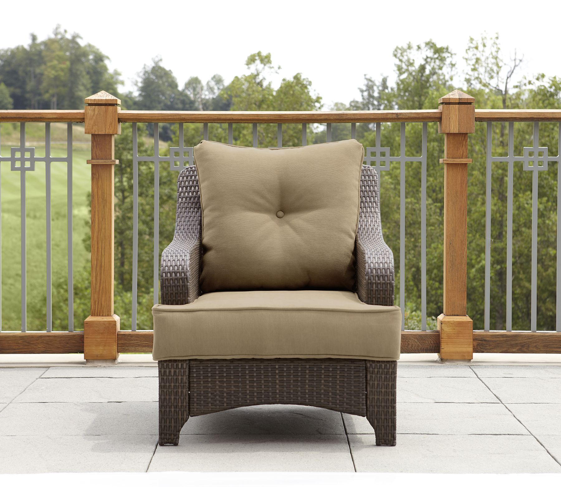 La-Z-Boy Outdoor Benjamin 4pc Seating Set*