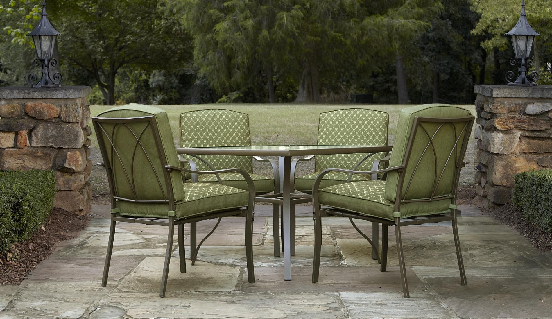 Garden Oasis Shoal Creek 5pc Dining Set* Limited Availability
