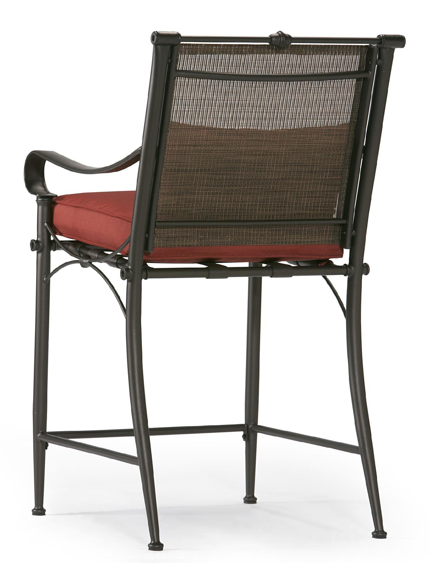Garden Oasis Van Buren 5pc Cushion/Sling High Dining Set *Limited Availability