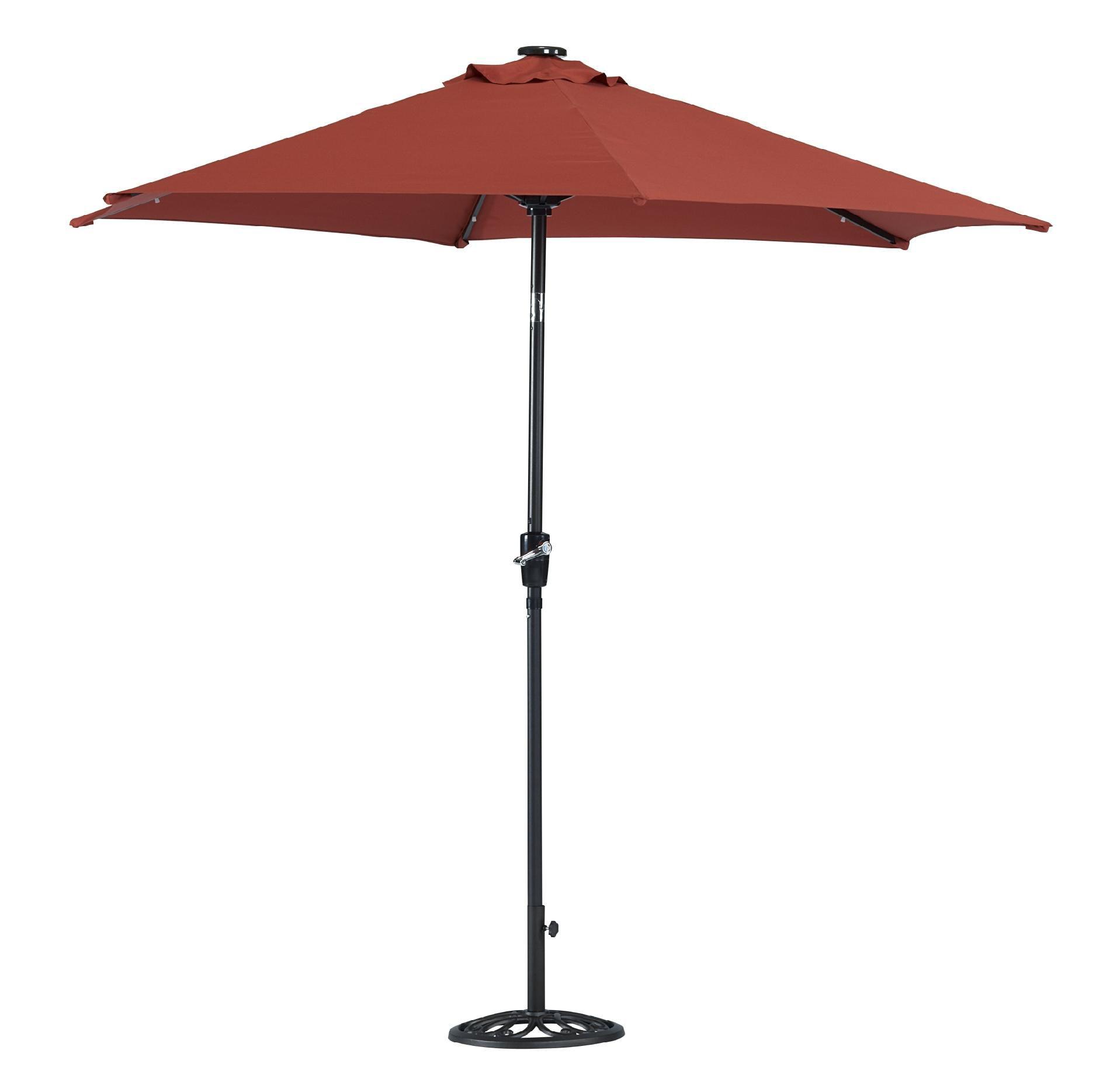 Garden Oasis Van Buren Solar Umbrella*