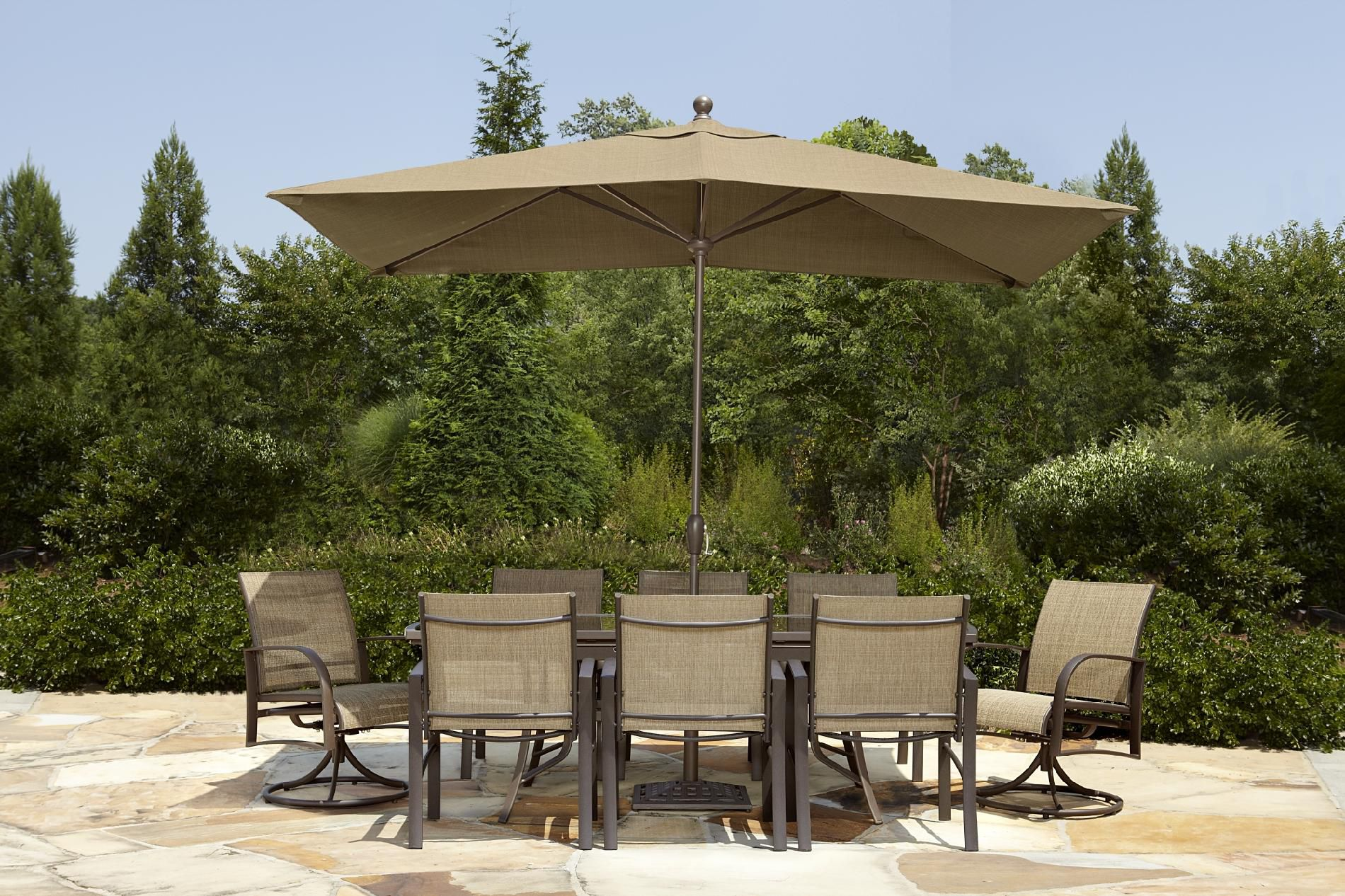 Garden Oasis Dewitt 10ft Umbrella