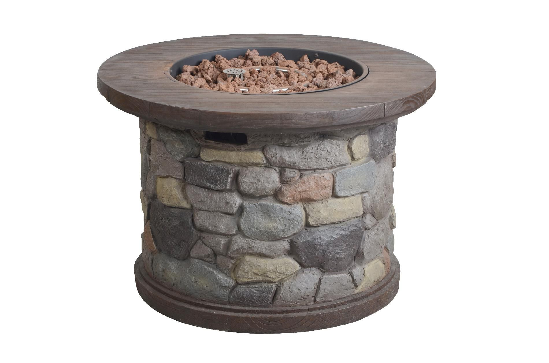 Garden Oasis LP Gas Fire Table