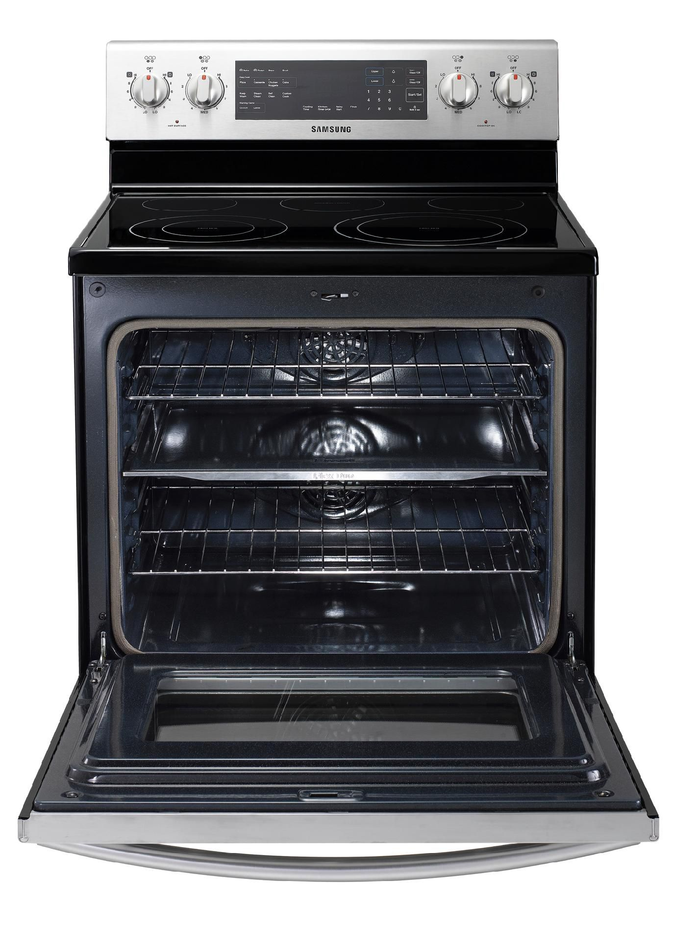 Samsung 5.9 cu. ft. Electric Range - Stainless Steel