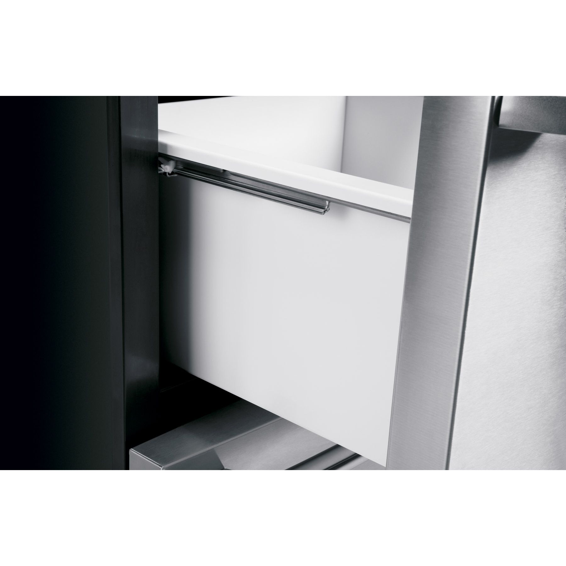 Electrolux 6.0 cu. ft. Double Drawer Refrigerator - Stainless Steel