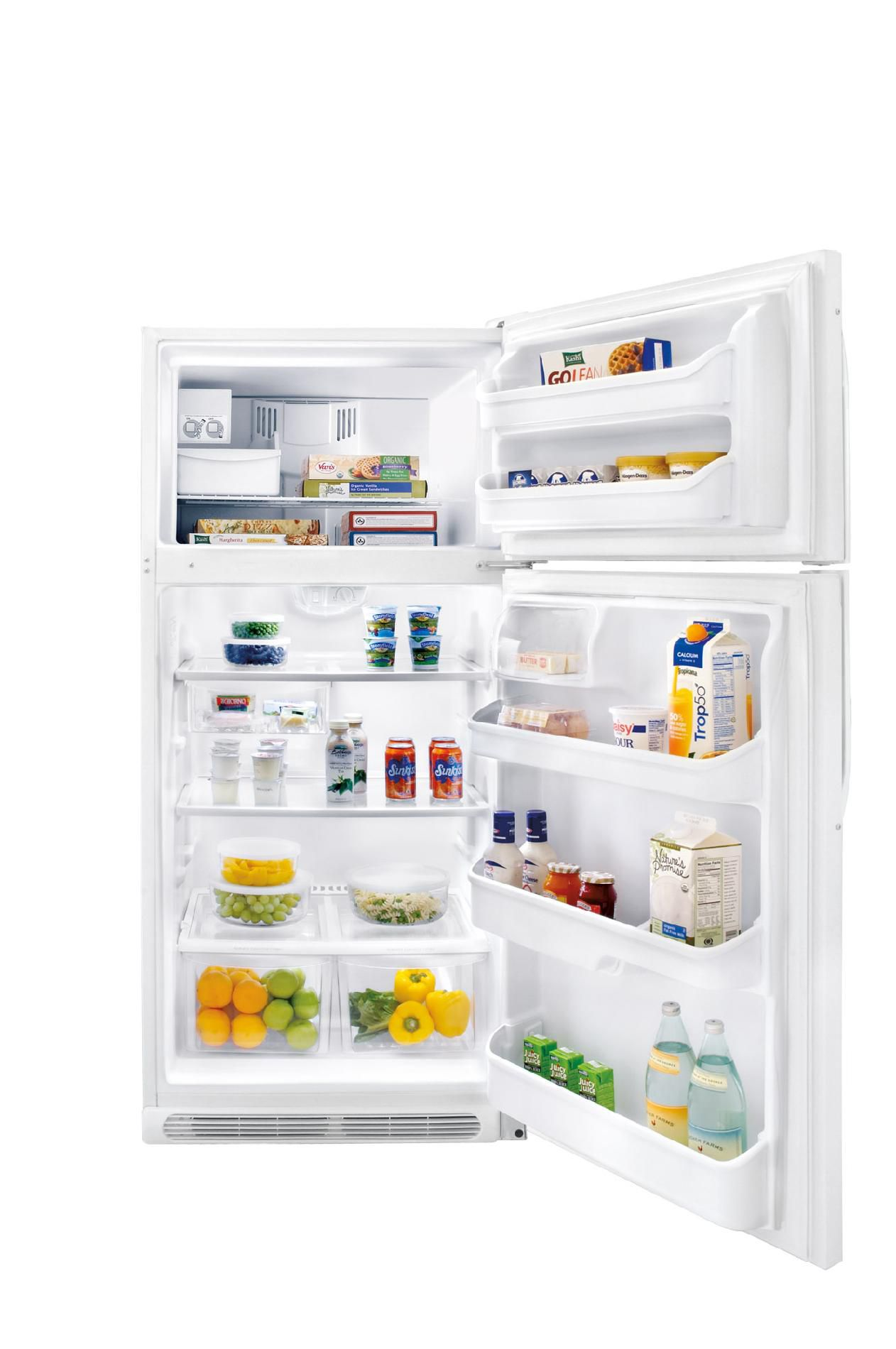 Kenmore 18.2 cu. ft. Top-Freezer Refrigerator - White