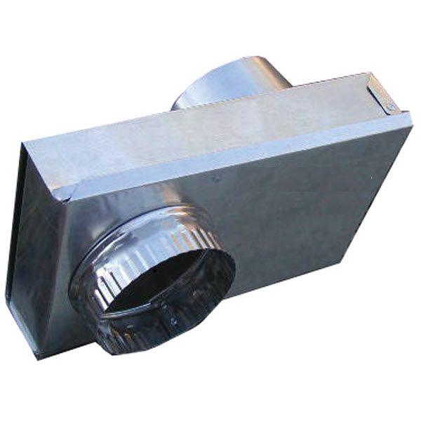 "Builder's Best 49901 Vent Periscope 0""-5"""