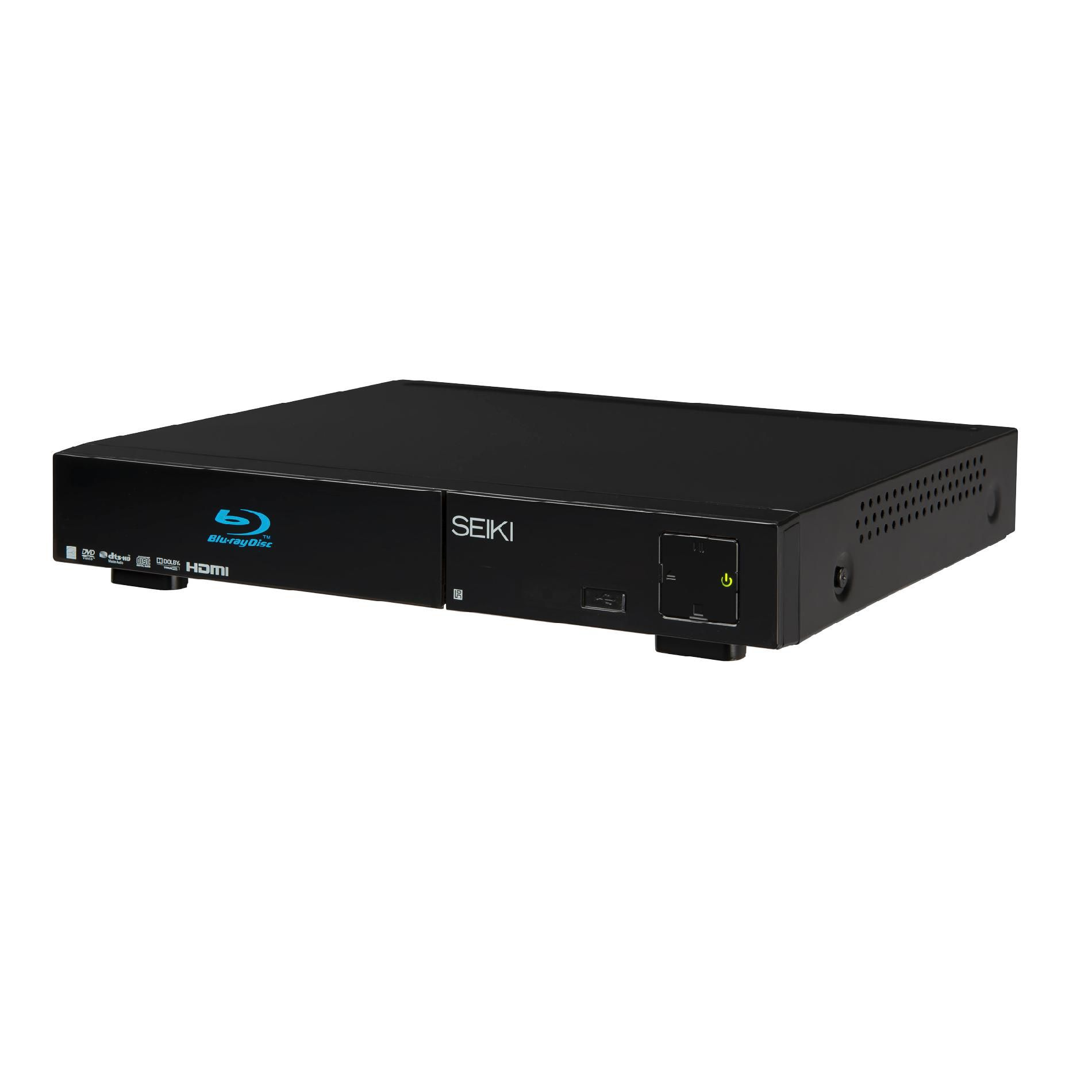 Seiki Blu-ray™ Player SR212S