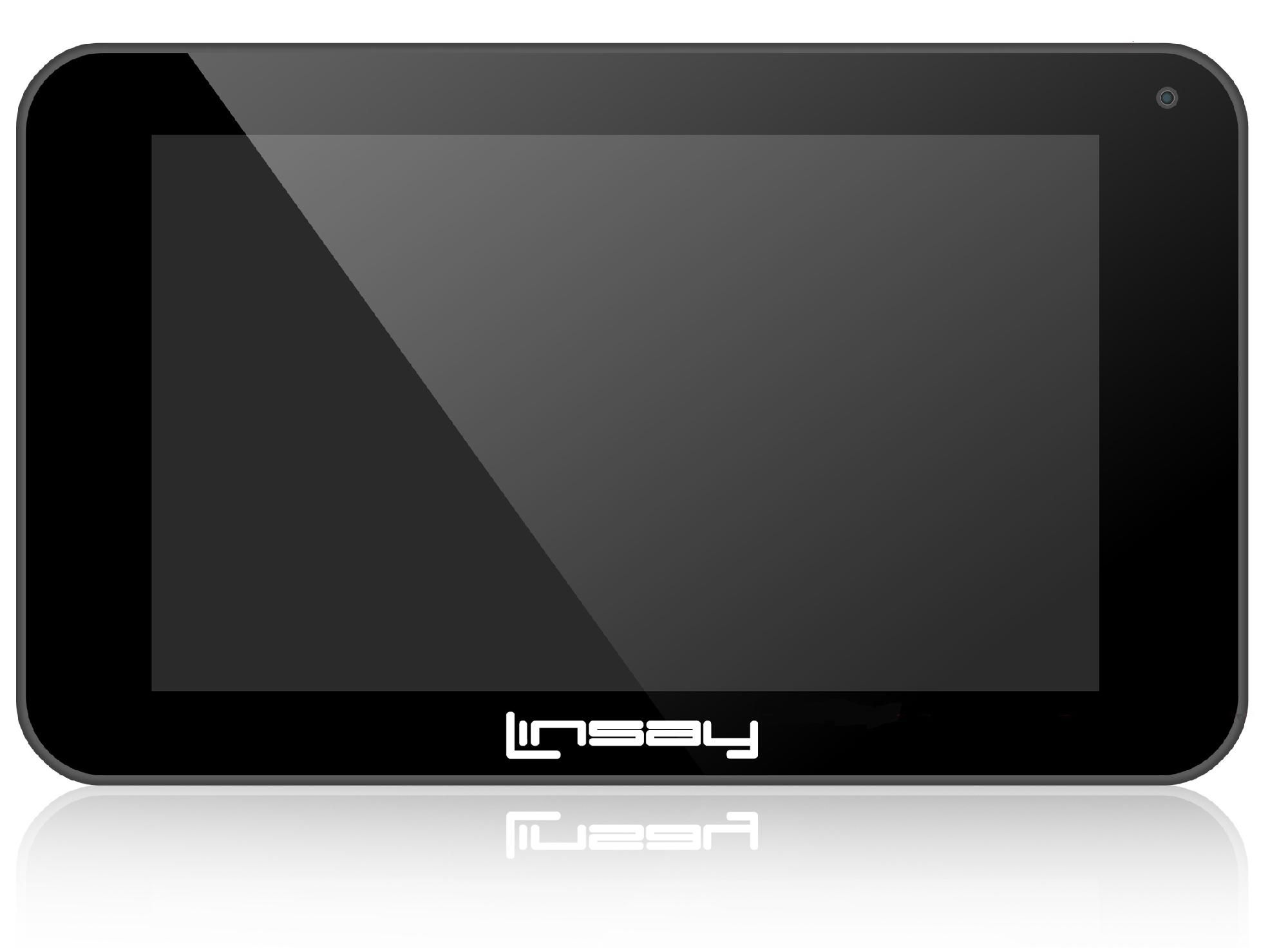 "LINSAY 7"" Tablet w/ Google Android Jelly Bean 4.1"