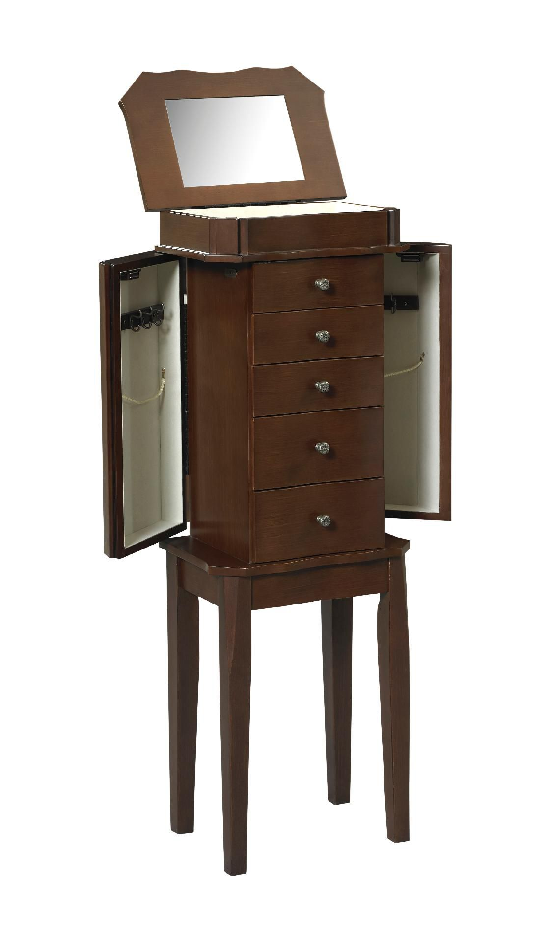 Paige Jewelry Armoire