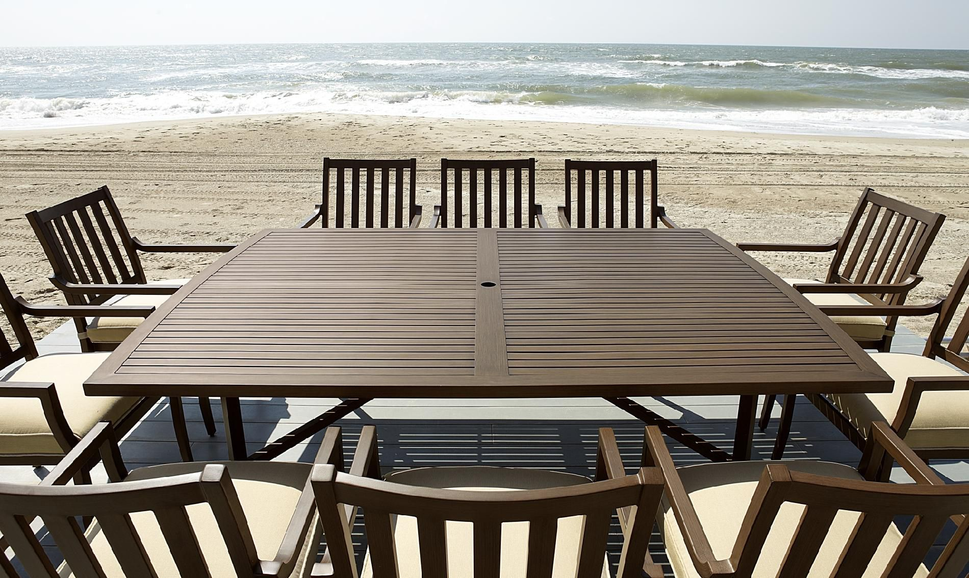 Agio Oceanside 11pc Dining Set *Limited Availability