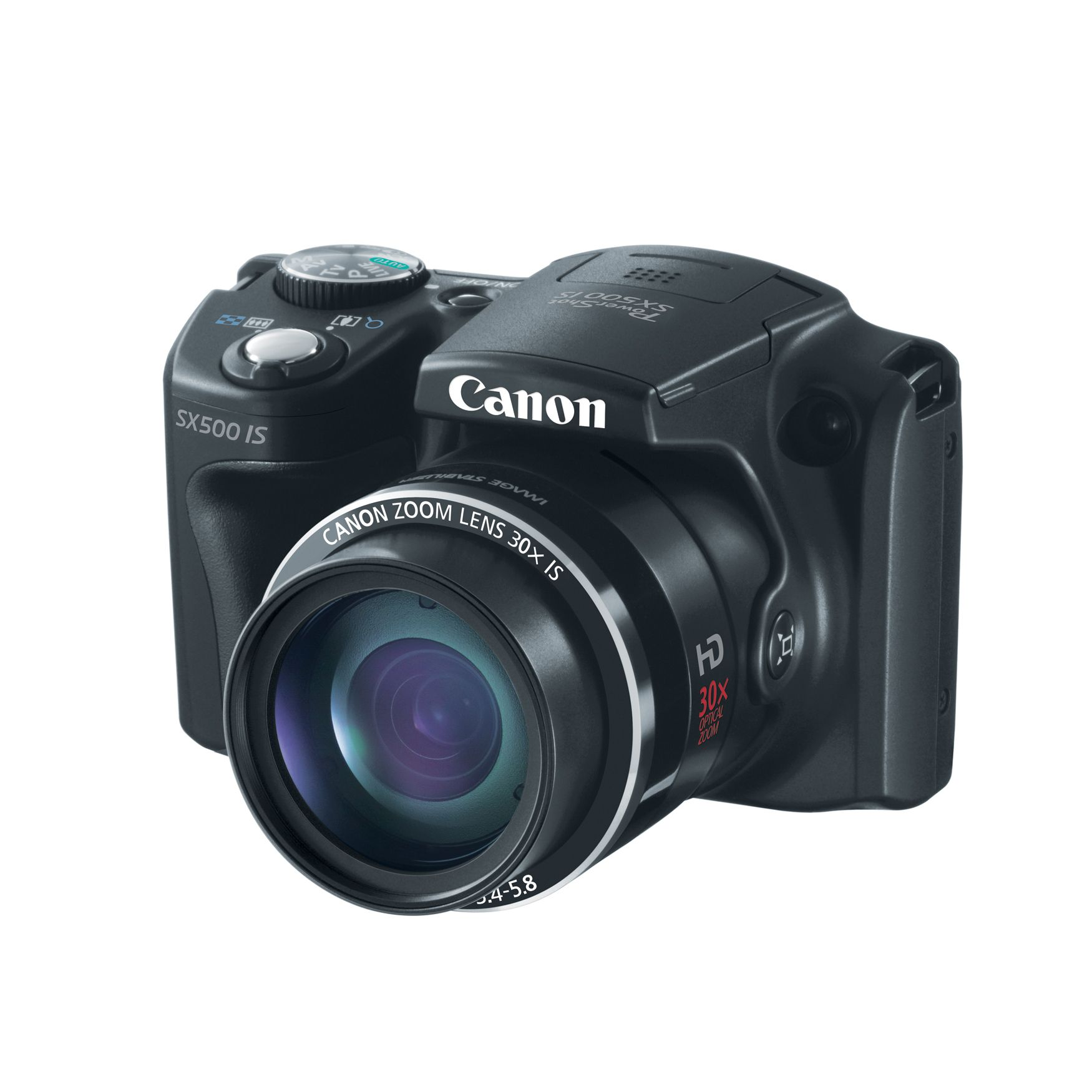 Canon Powershot SX500 IS - Black