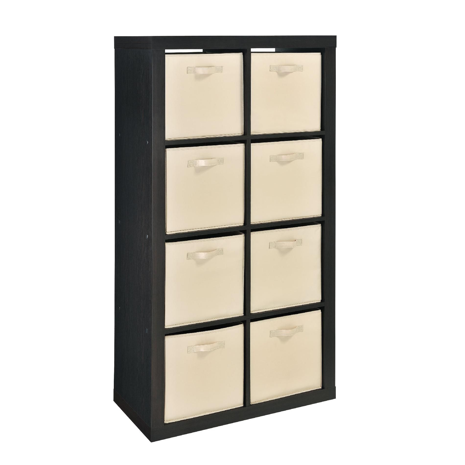 8 Cube Organizer With Bins