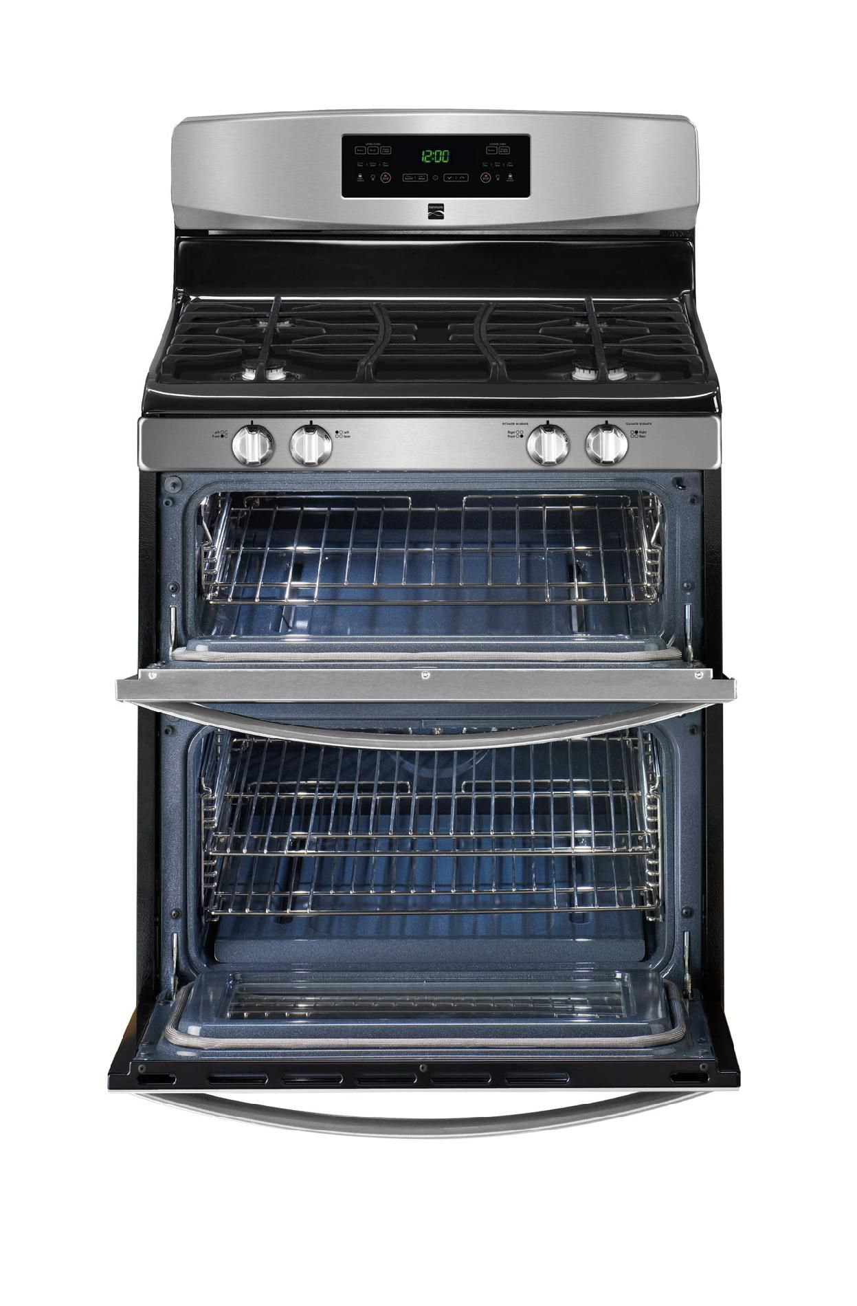 Kenmore 5.8 cu. ft. Double-Oven Gas Range